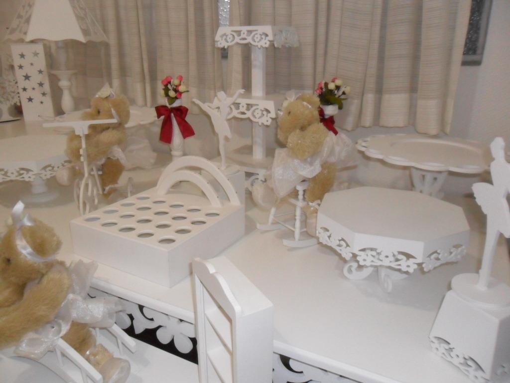 DECORAÇÃO PROVENÇAL FESTA BAILARINAS  Child Store  Elo7 -> Decoracao De Banheiro Provencal
