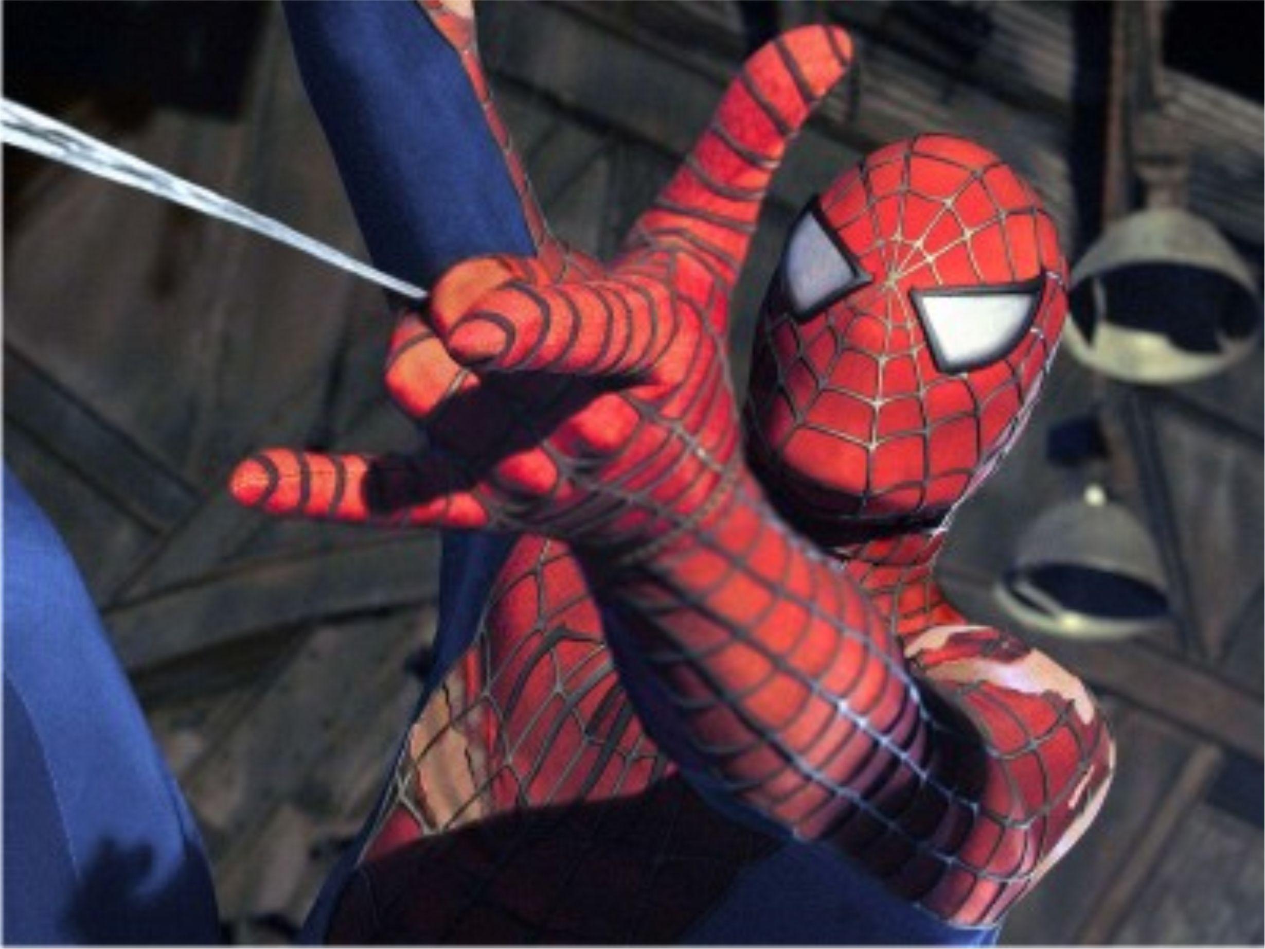 Человек паук мультик 20 фотография