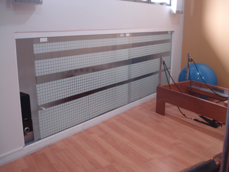 Imagens de #3A618B  PARA BANHEIRO DE CORRER BOX DE VIDRO TEMPERADO. on box de vidro para 2816x2112 px 2364 Box De Vidro Azul Para Banheiro