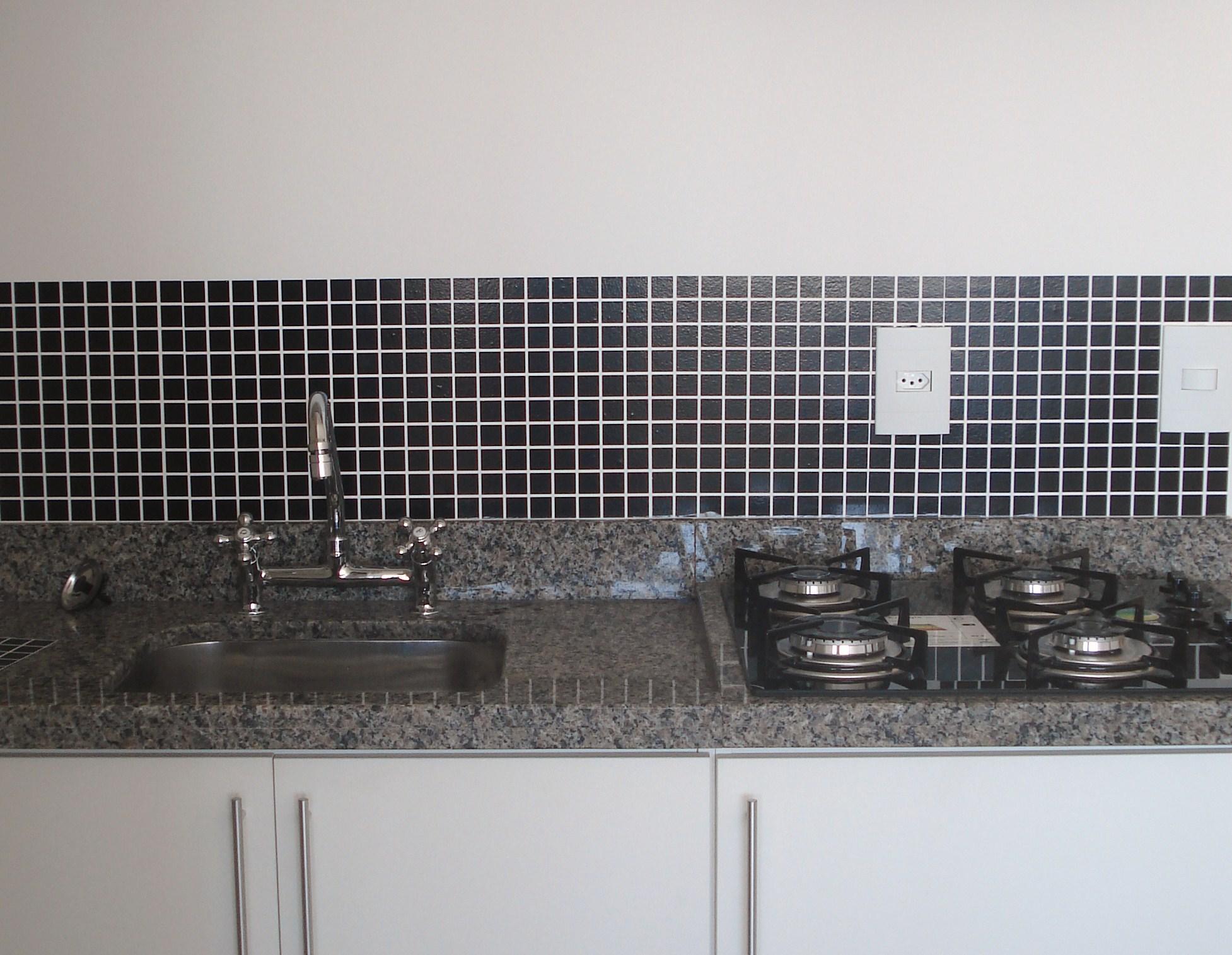 Pastilhas Adesivas Banheiros e Cozinhas Construção #4D505A 1954x1514 Banheiro Com Azulejo Que Imita Pastilha