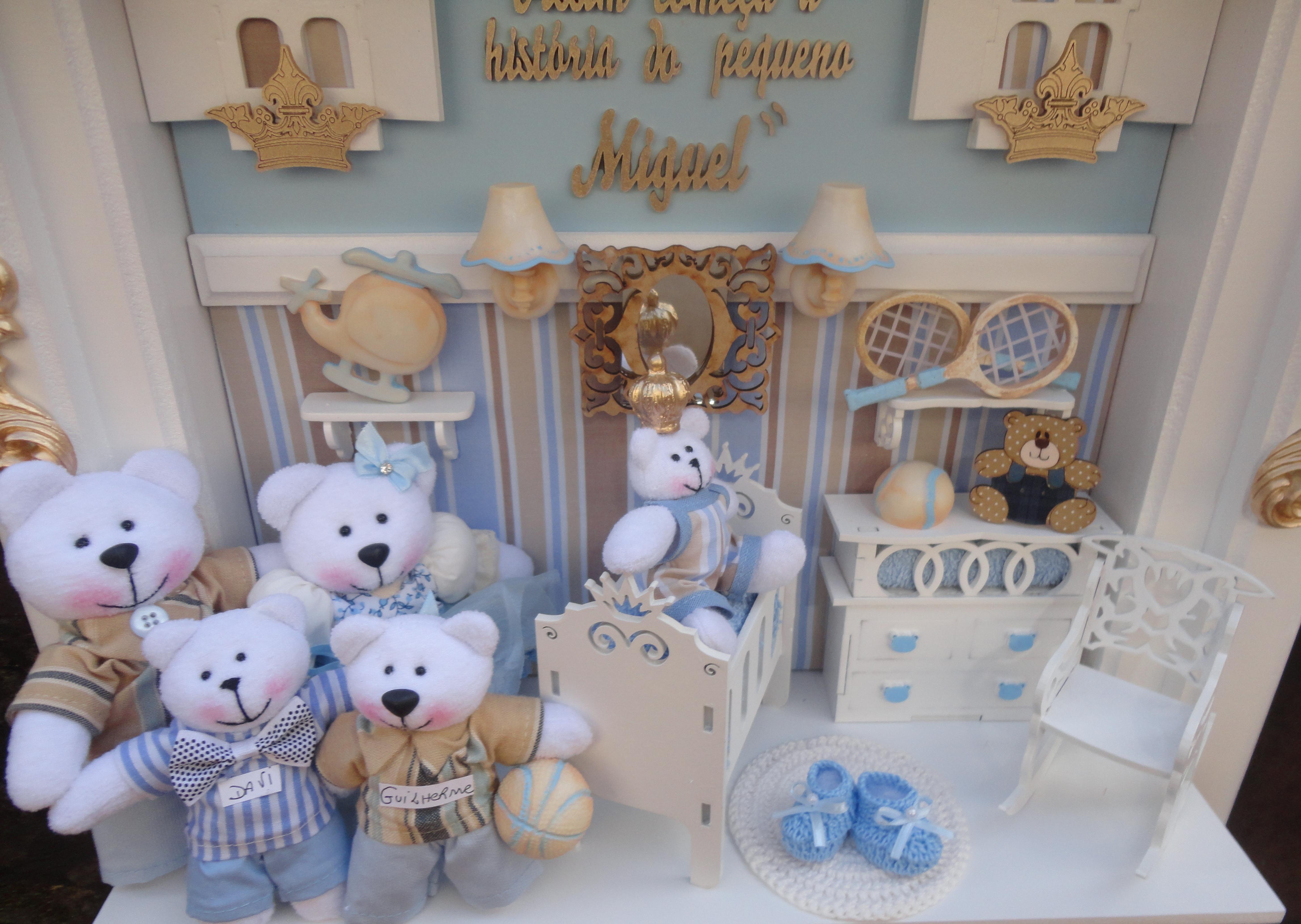 Quadro De Urso Para Quarto De Bebe ~ Quadro Maternidade Beb? Urso Rei Quadro Maternidade Beb? Urso Rei