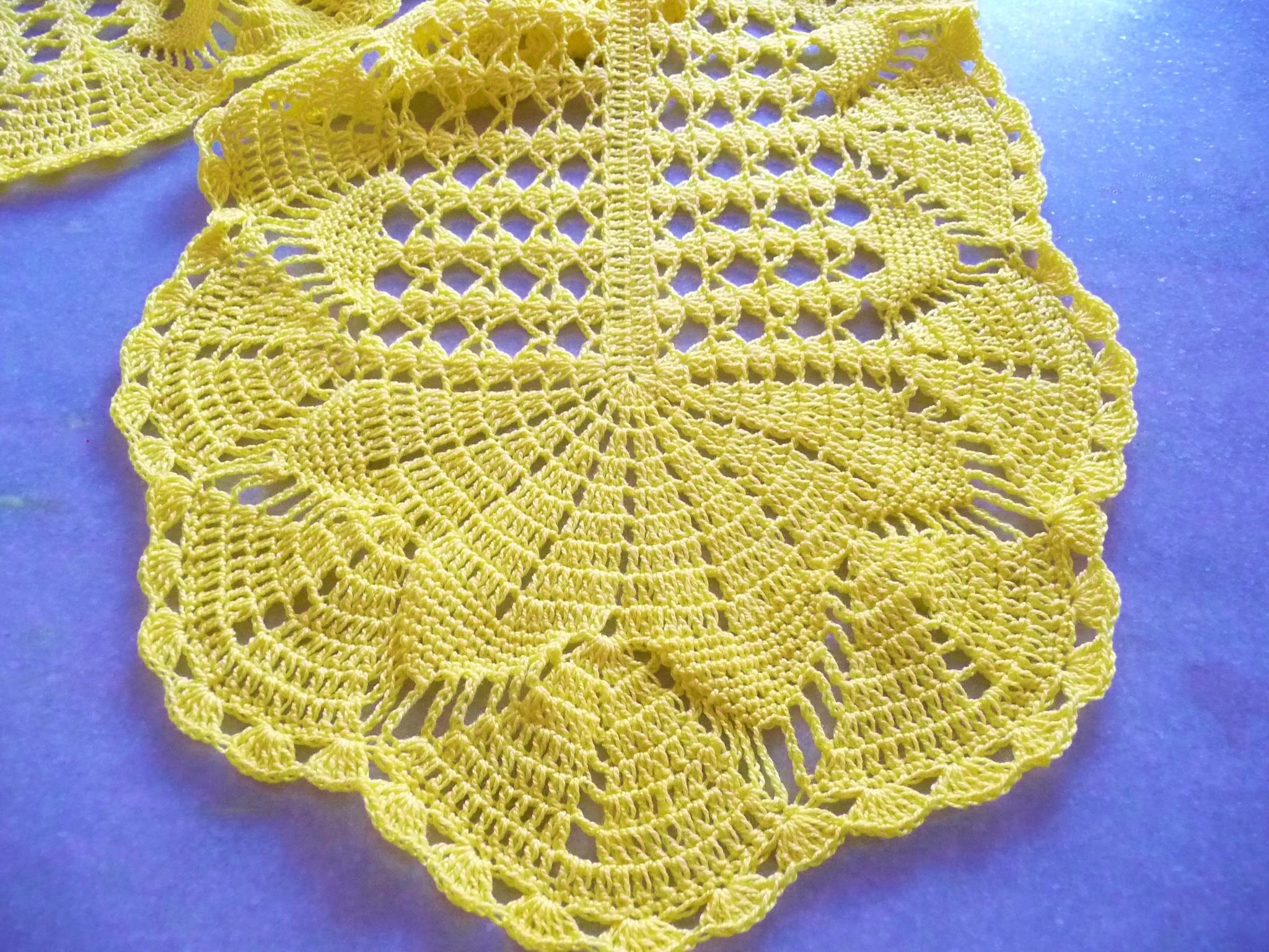 caminho de mesa em croche caminho de mesa em croche caminho de mesa em