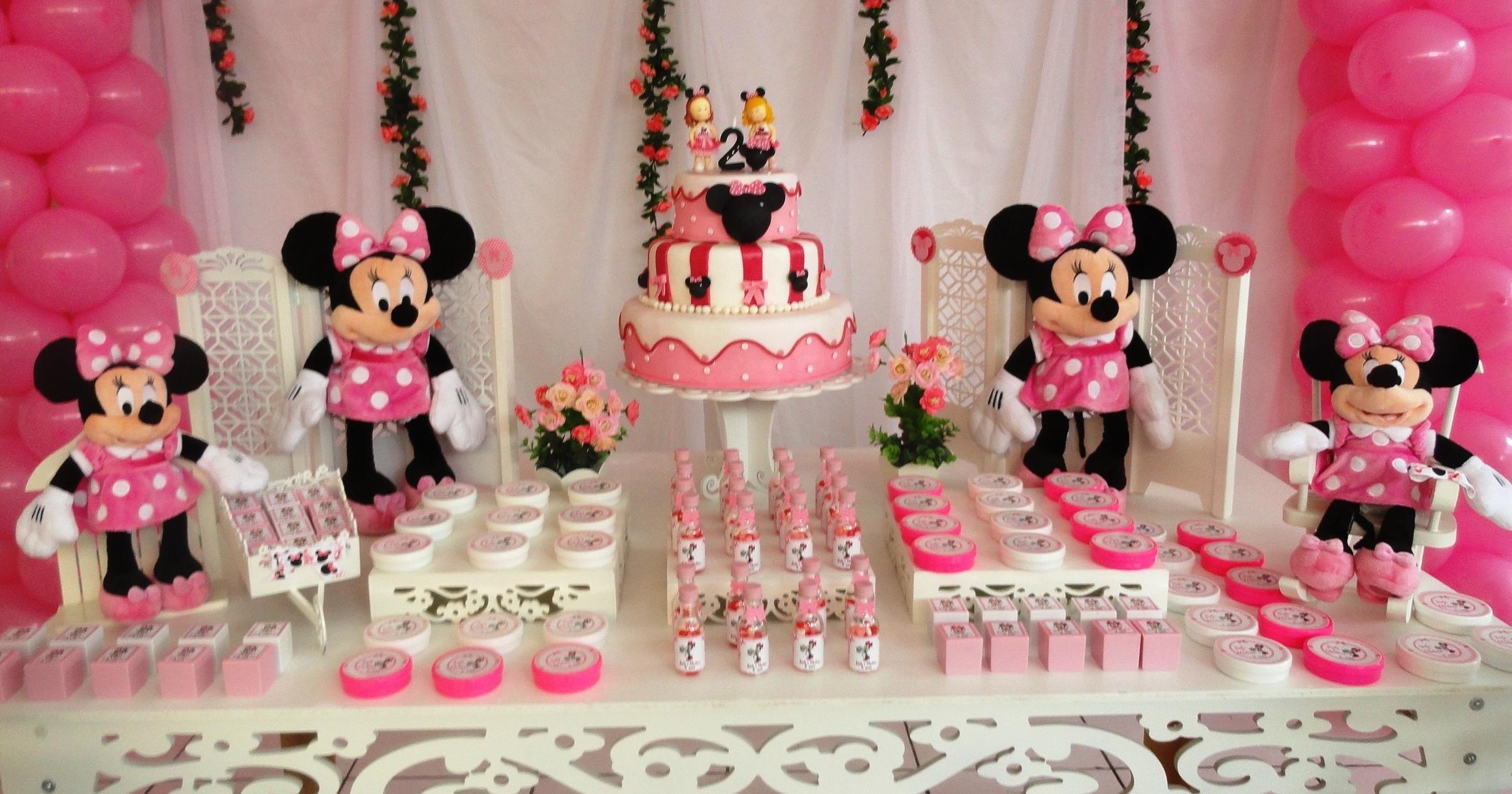 decoracao festa minnie rosa : decoracao festa minnie rosa:Da Minnie Rosa Decoracao Para Festas