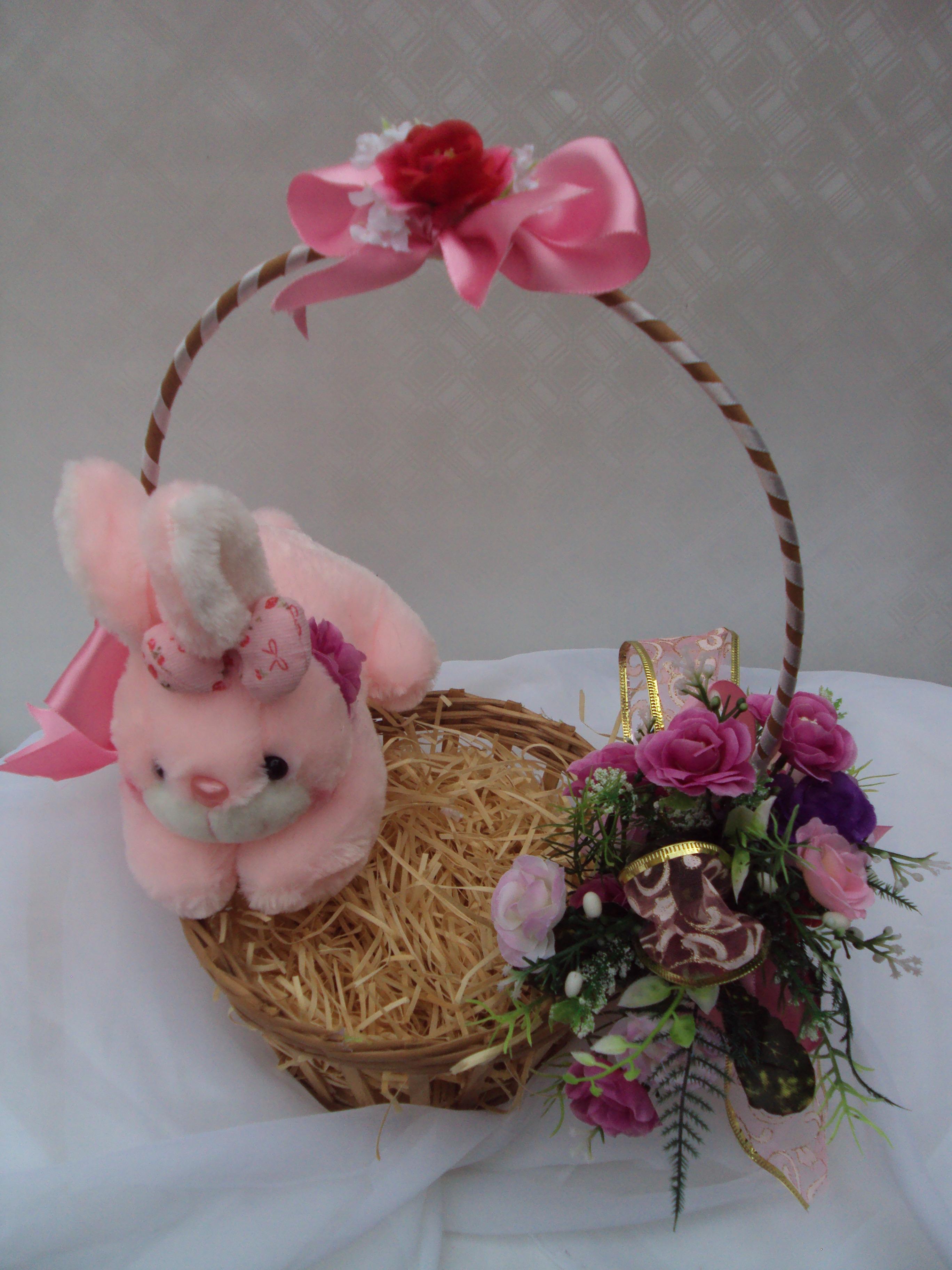 cesta de pascoa decorada cesta de pascoa decorada cesta de pascoa