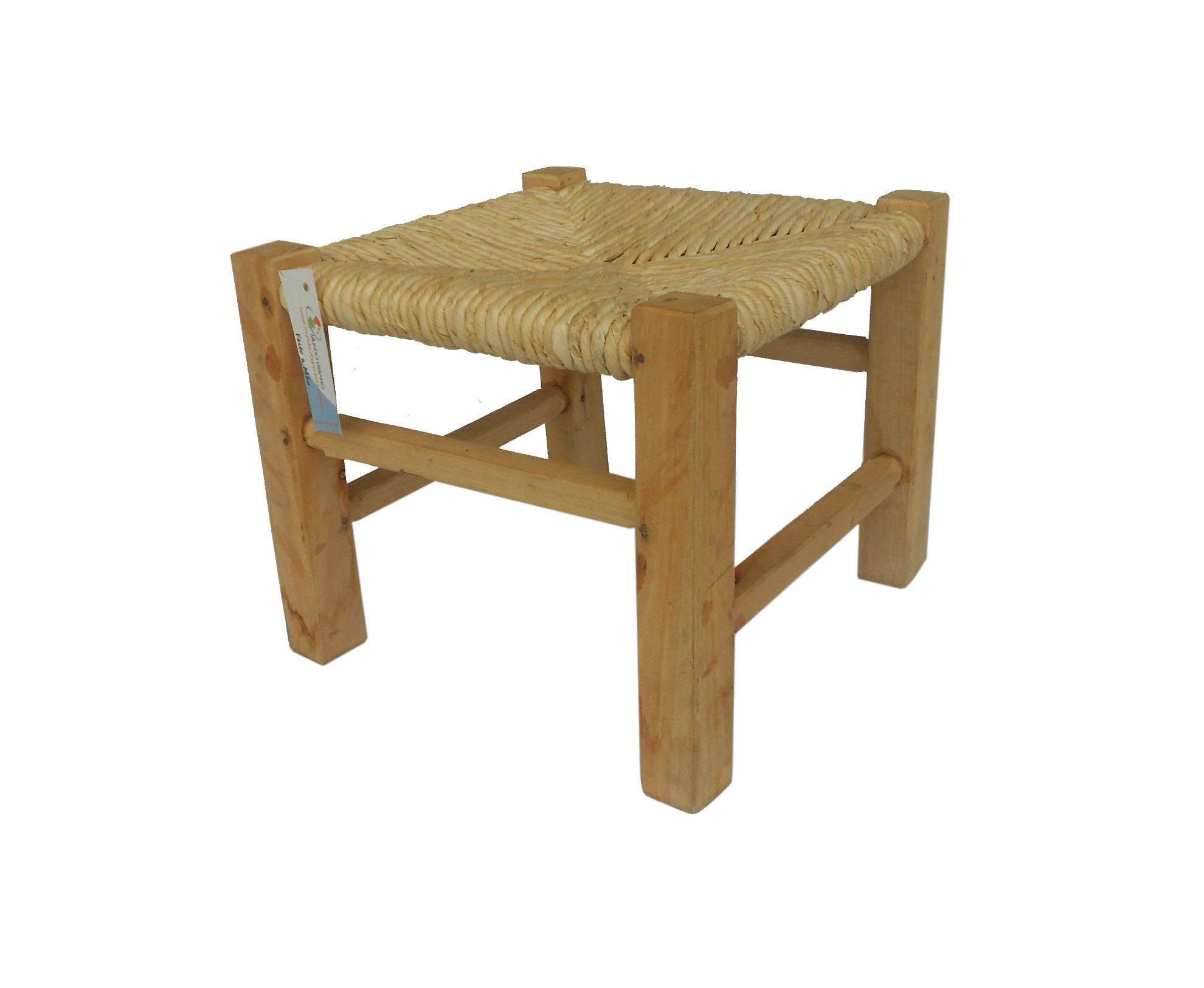banco madeira palha milho nt 32x32x51 banco madeira palha milho nt  #50361C 1980x1626