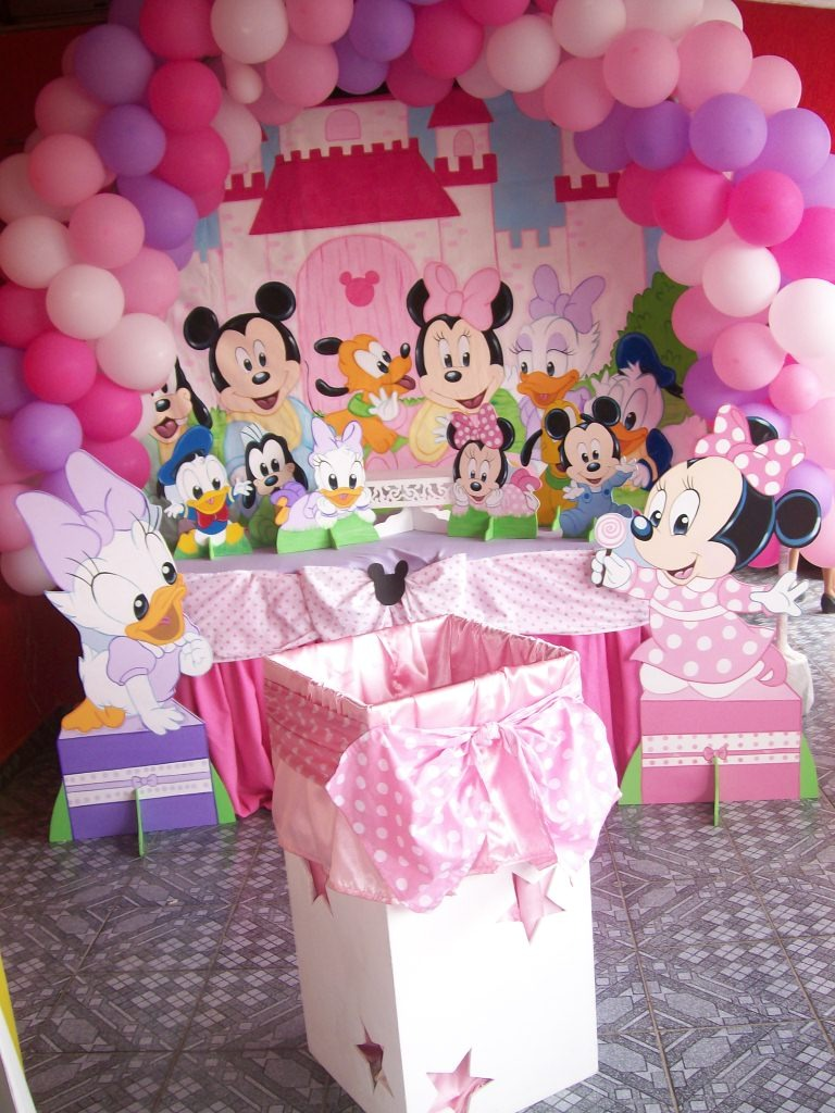 Mesa Tem  Tica Baby Disney   MDF Mesa Tem  Tica Baby Disney   MDF Mesa