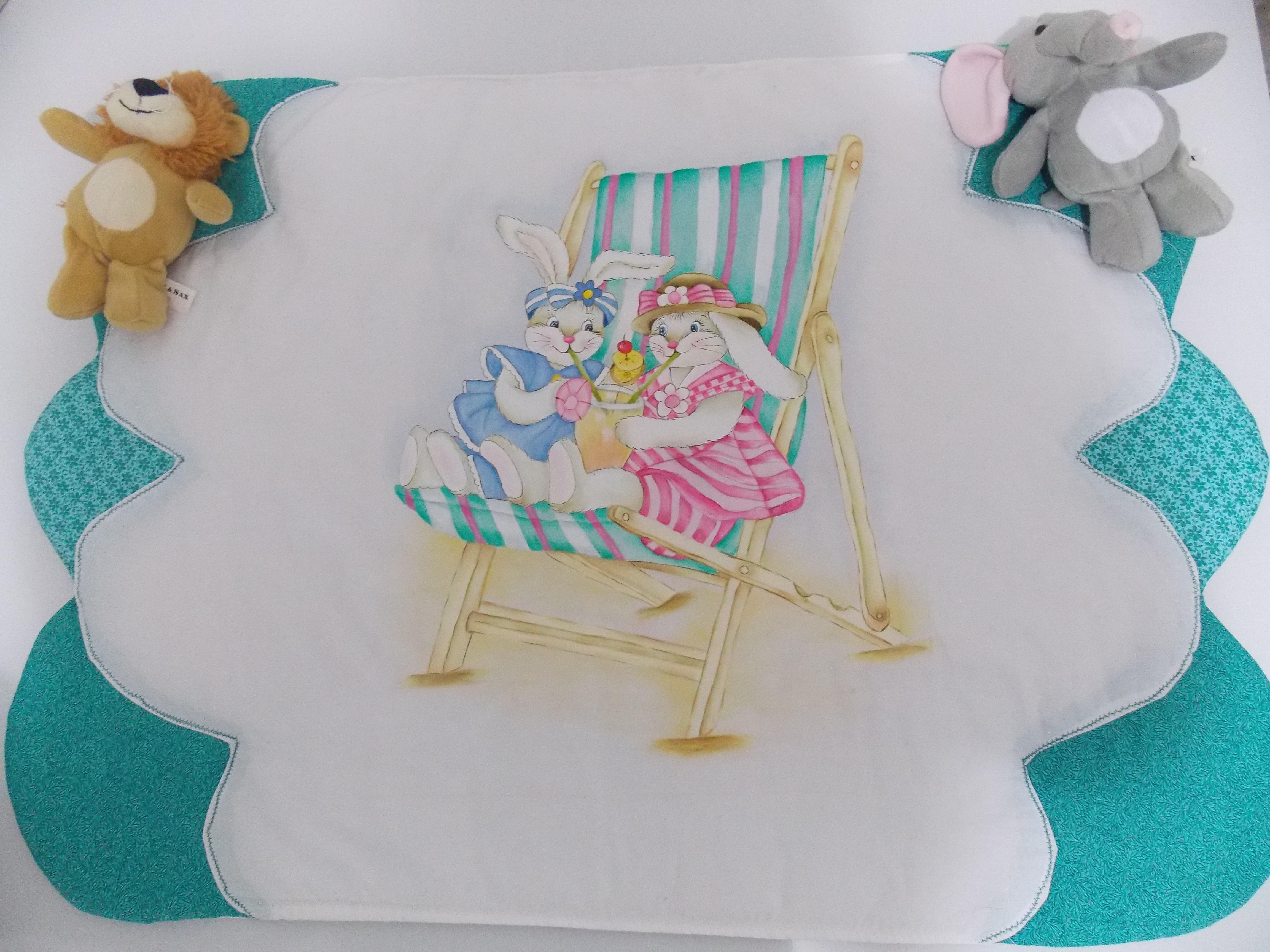 Tapete Rosa Para Quarto De Bebe : tapete para quarto de bebe pintado a mao tapete para quarto de bebe