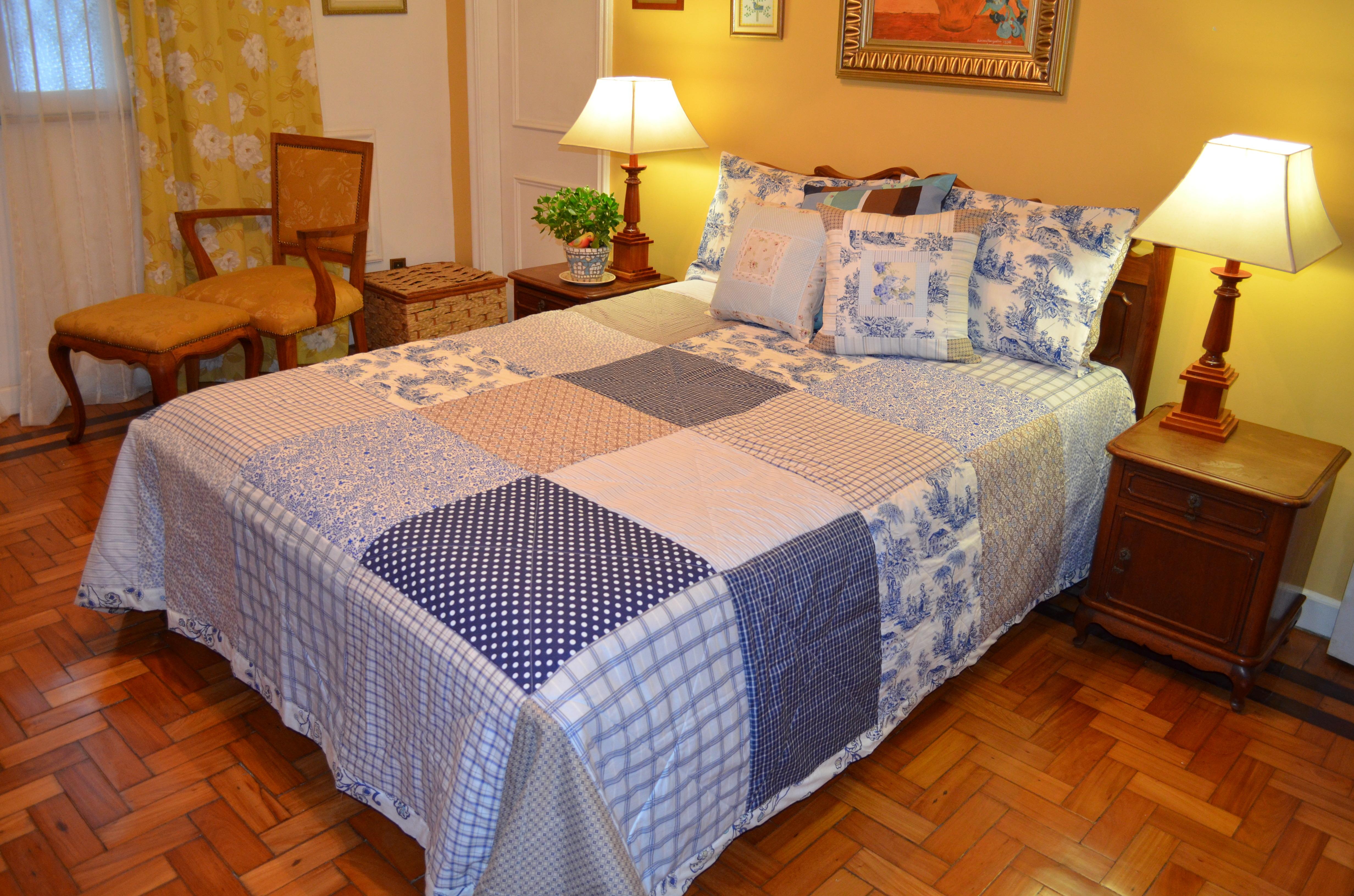 Ropa de cama tumblr - Colcha patchwork ...