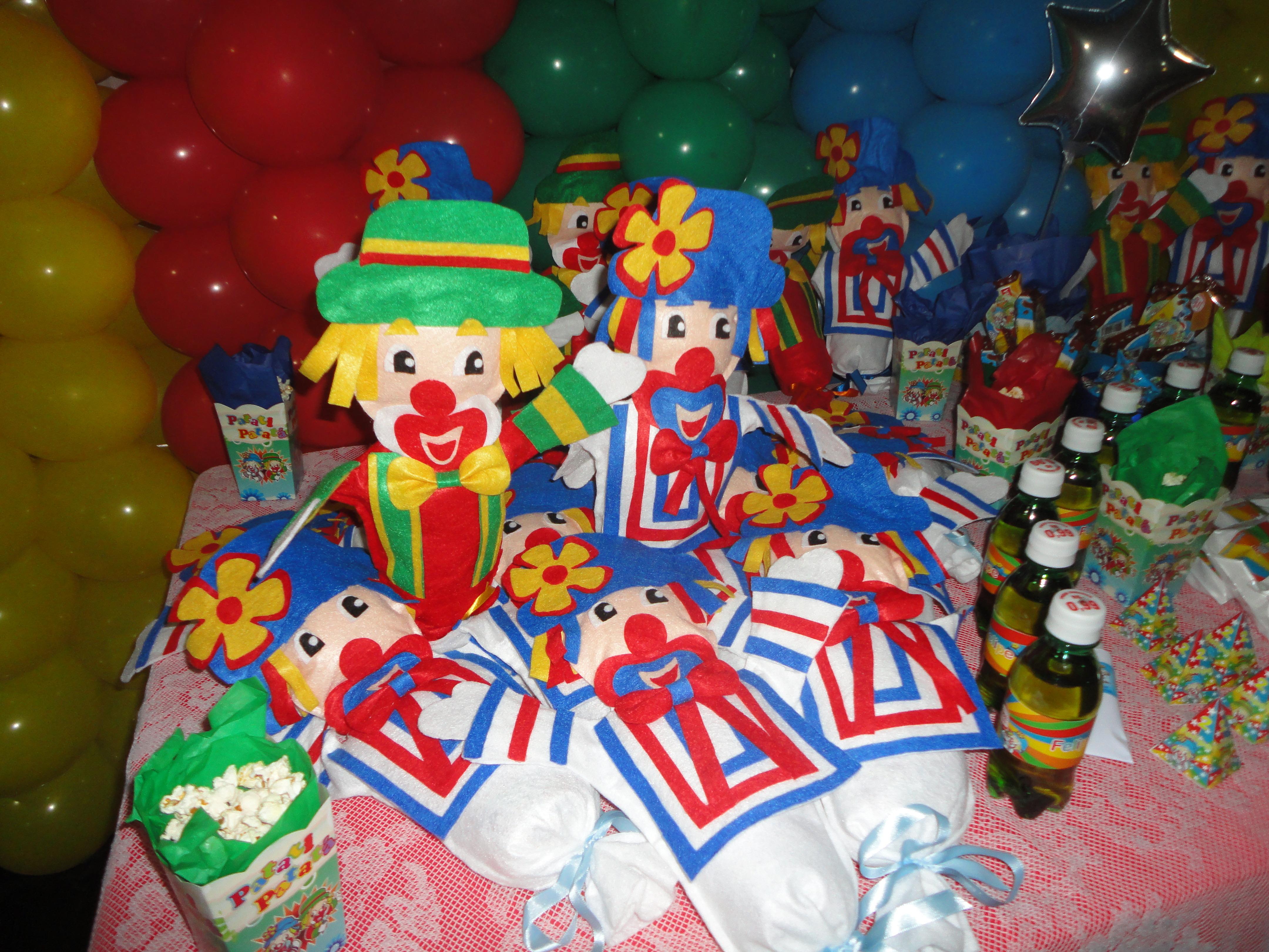 sacolinha surpresa para festa infantil  CL Ateliê  Elo7