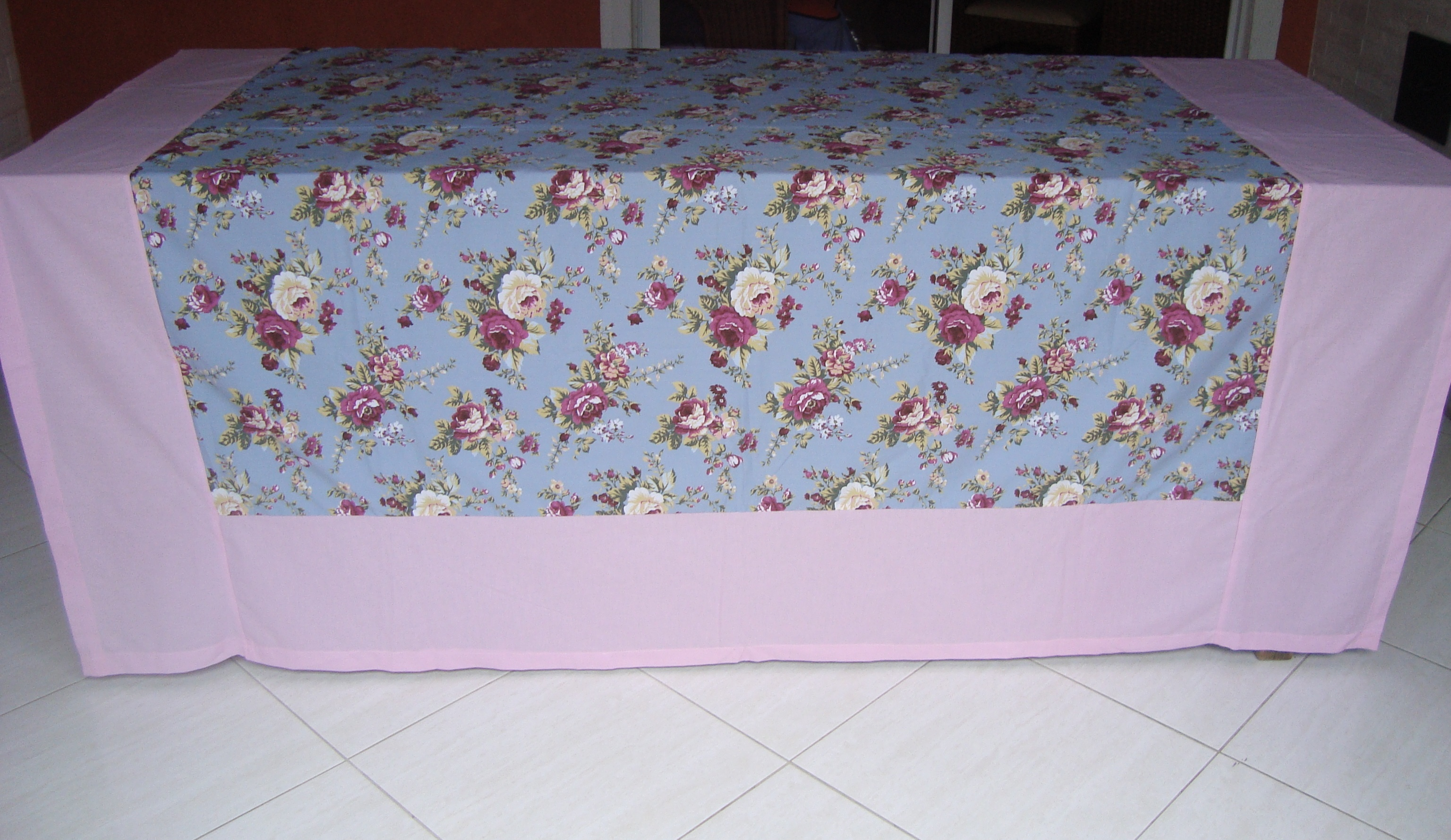 Toalha De Mesa Para Festa 1 80x1 80
