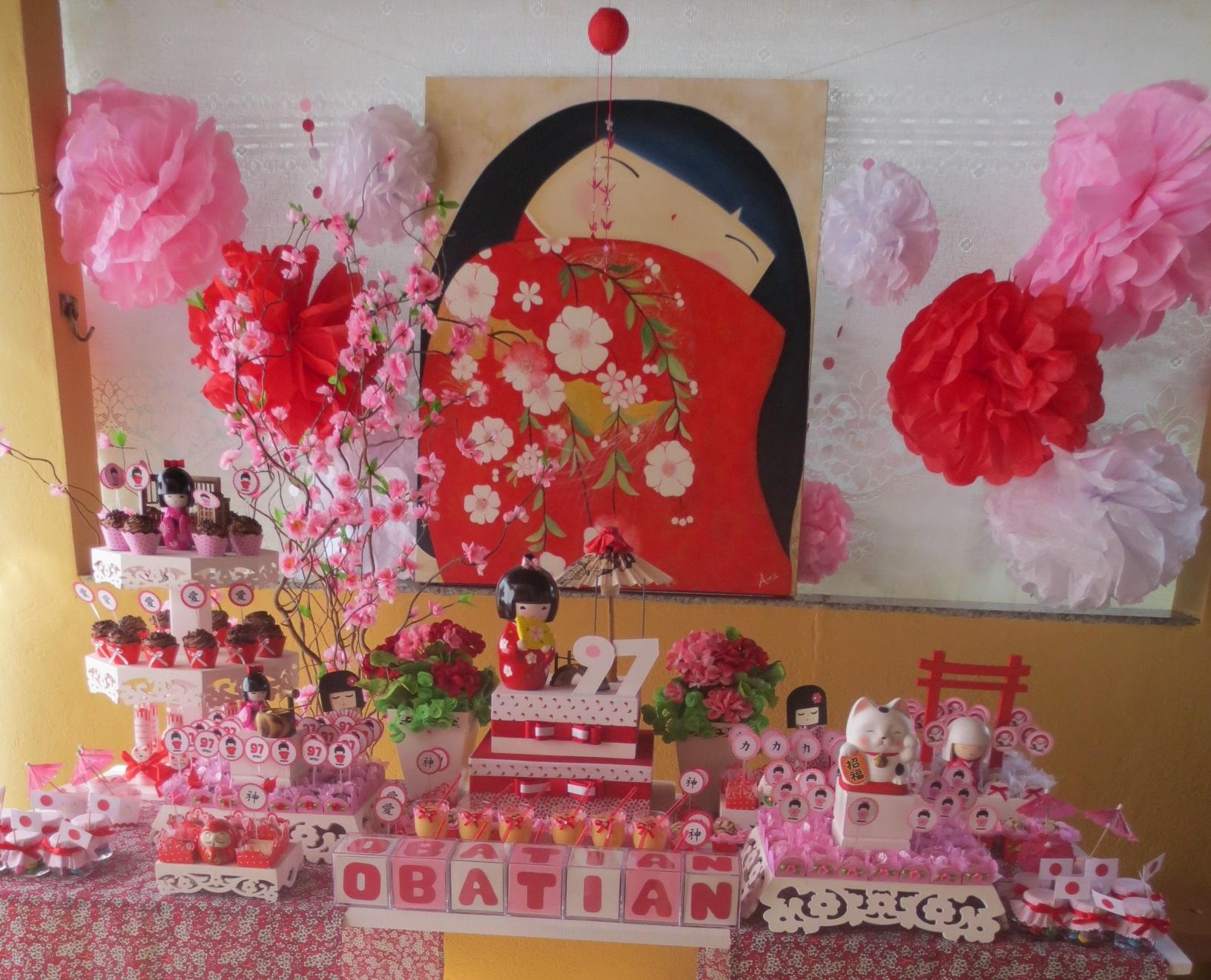 decoracao festa kokeshi:festa tema kokeshi japao festa tema kokeshi japao festa tema kokeshi