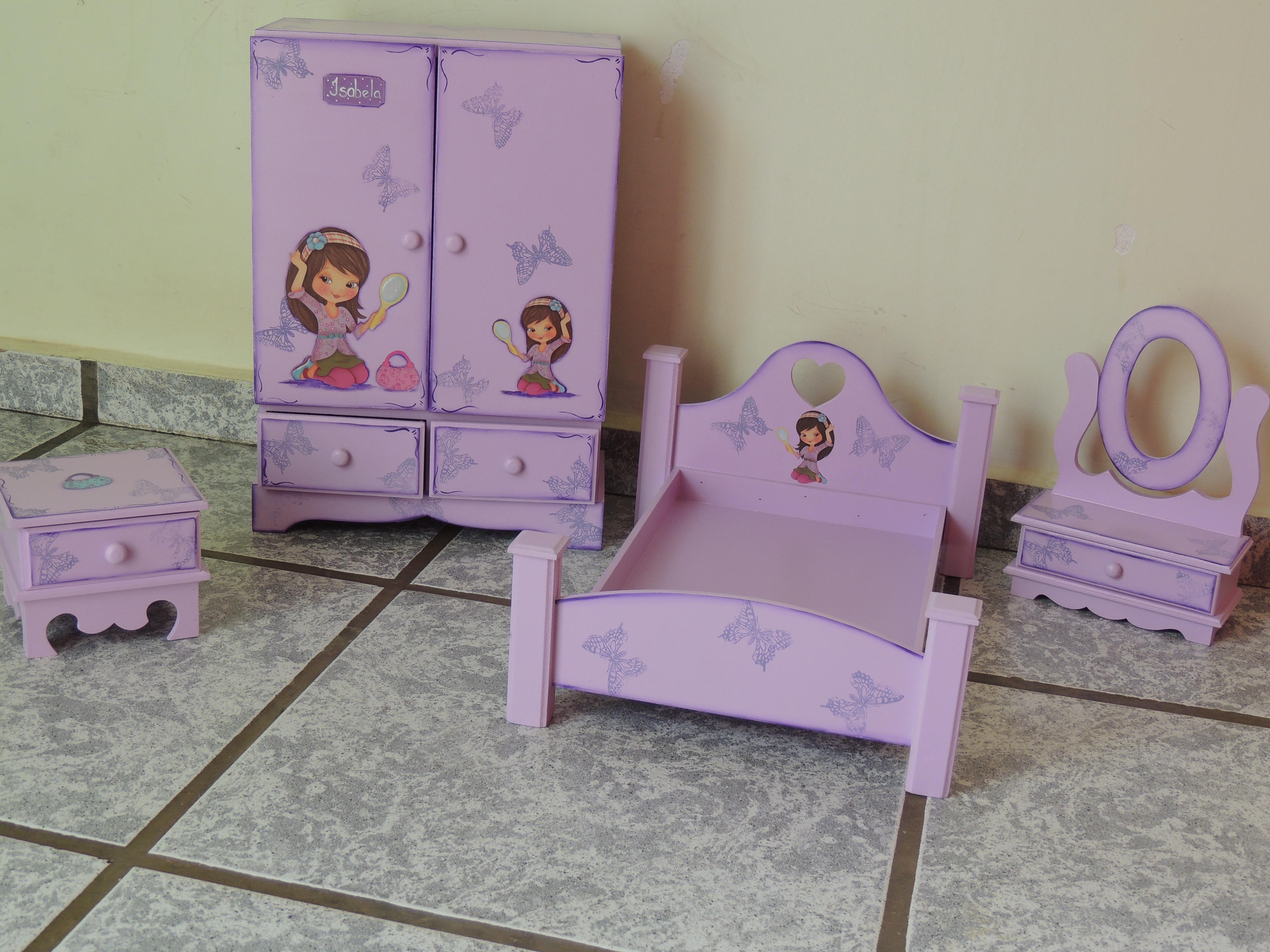 Jogos De Arrumar Quarto Com Closet ~ jogo de quarto de boneca jpg