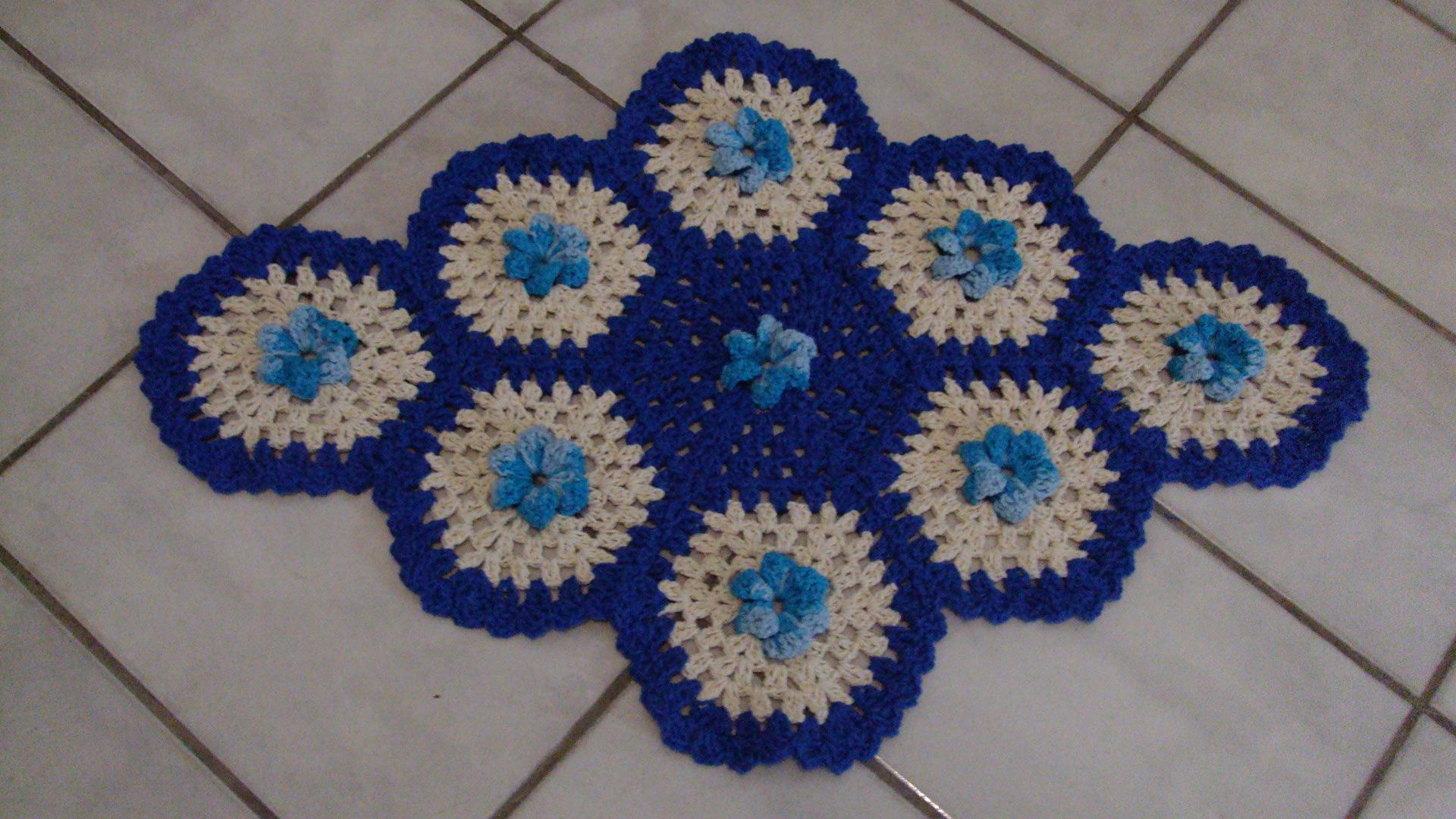 Flor Azul Tapete Jogo De Tapete Para Banheiro Flor Azul Banheiro Jogo  #182D61 1920 1080