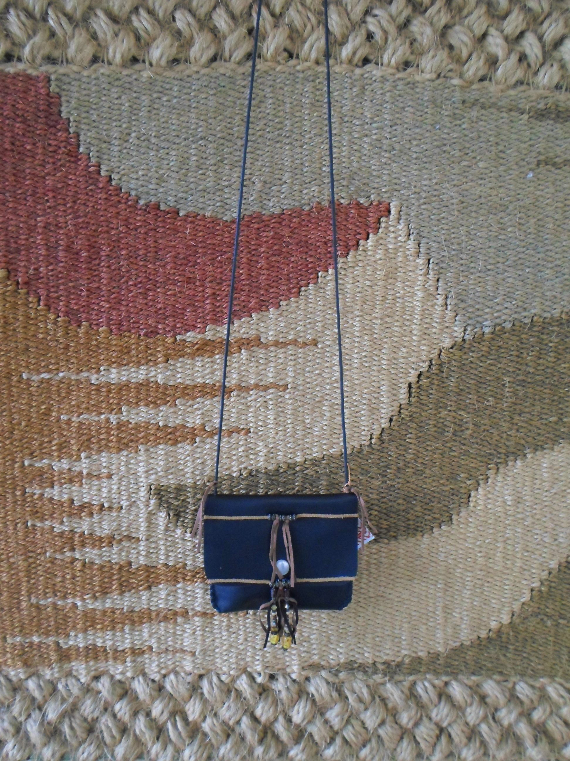 Bolsa De Couro Legitimo Pequena : Bolsa pequena transversal elo