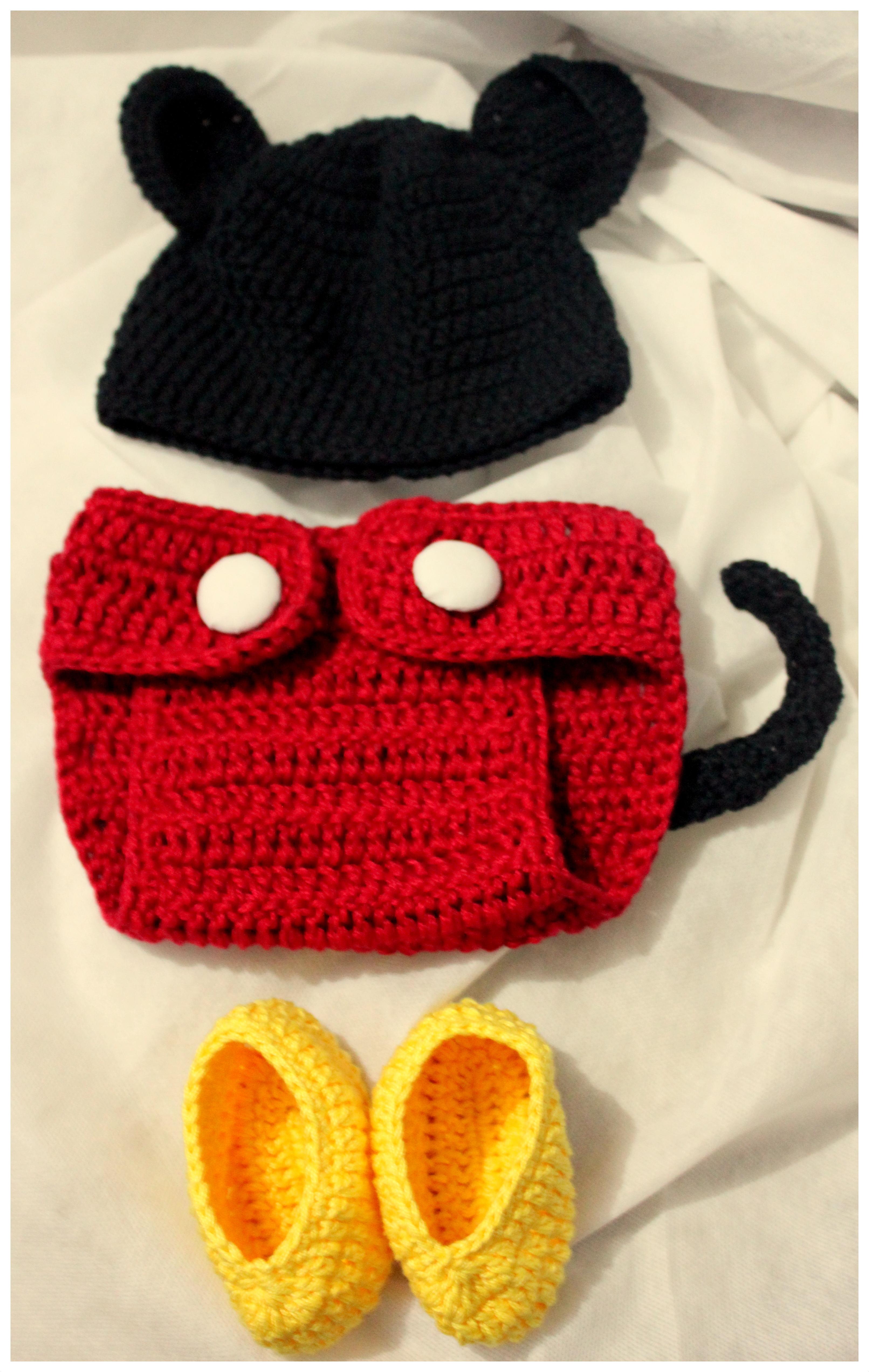 roupa para bebe mickey croche roupa para bebe mickey croche