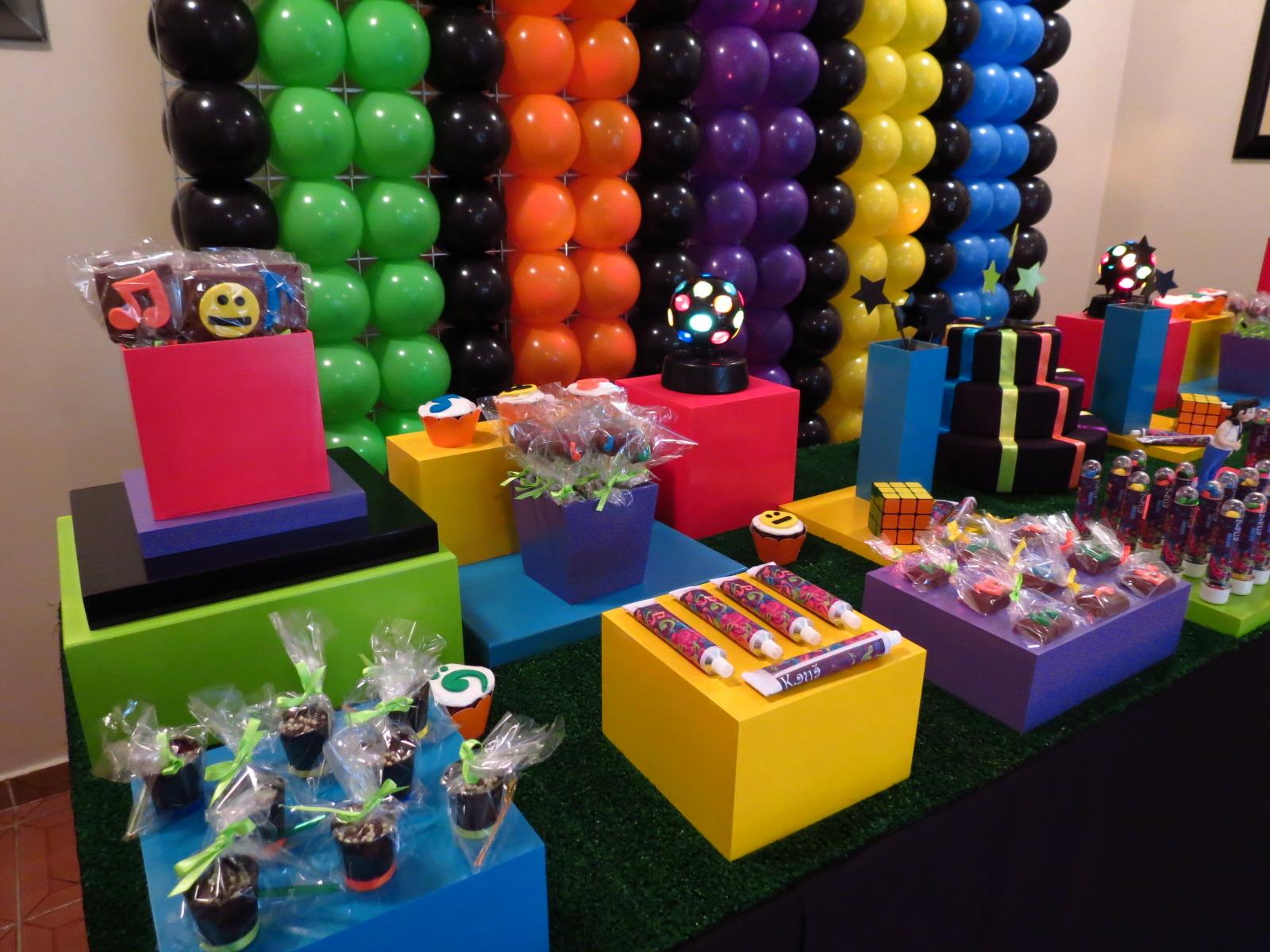 decoracao festa balada infantil:Decoração Balada Teen Decoração Balada Teen Decoração Balada