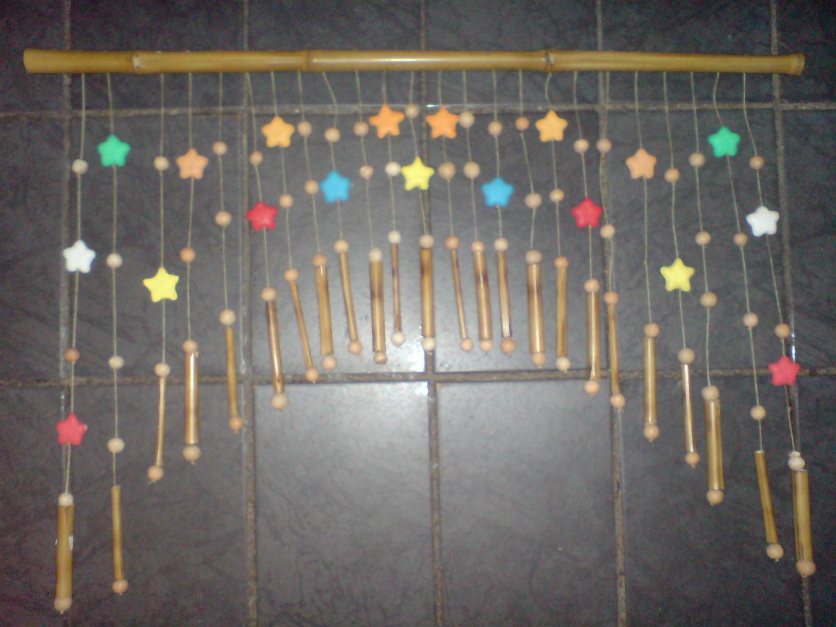 Cortina de bambu cantinho mineiro elo7 - Cortinas de bambu ...
