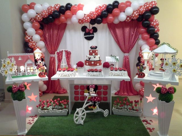 minnie vermelha decoracao clean decoracao da minnie vermelha decoracao