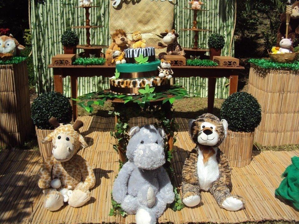 decoracao festa mickey : decoracao festa mickey:Decoracao Festa Safari