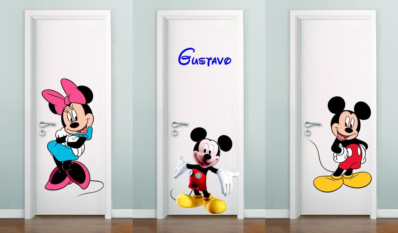 Artesanato Com Jornal Passo A Passo ~ Adesivo de Porta Casa Art& Design Elo7