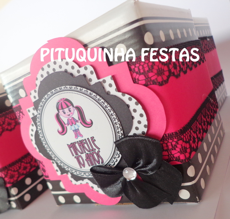 Centro De Mesa Monster High Centro De Mesa Monster High Centro De Mesa