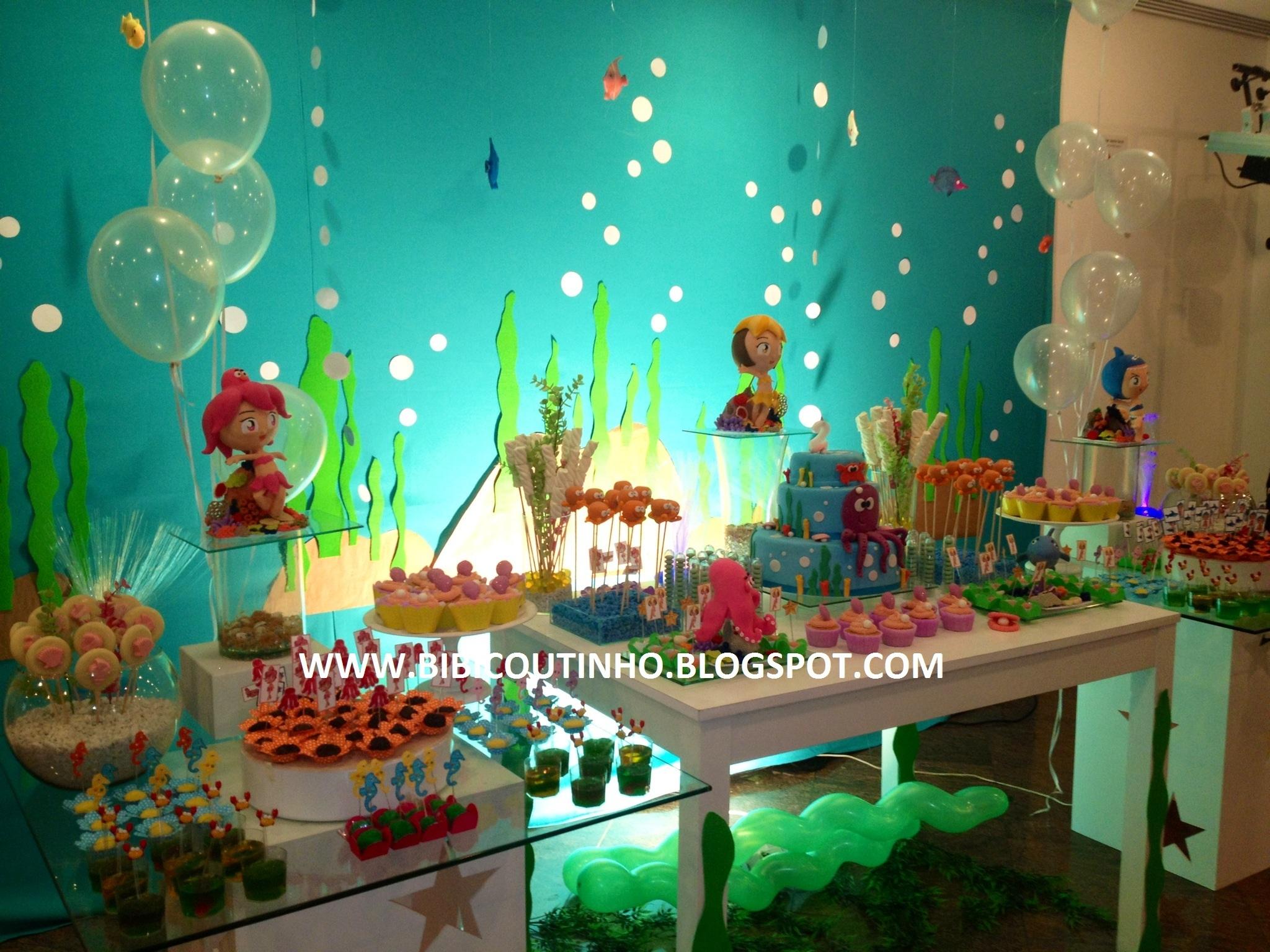 Decora??o Festa Princesa Algod?o Doce Festas e Artes ...