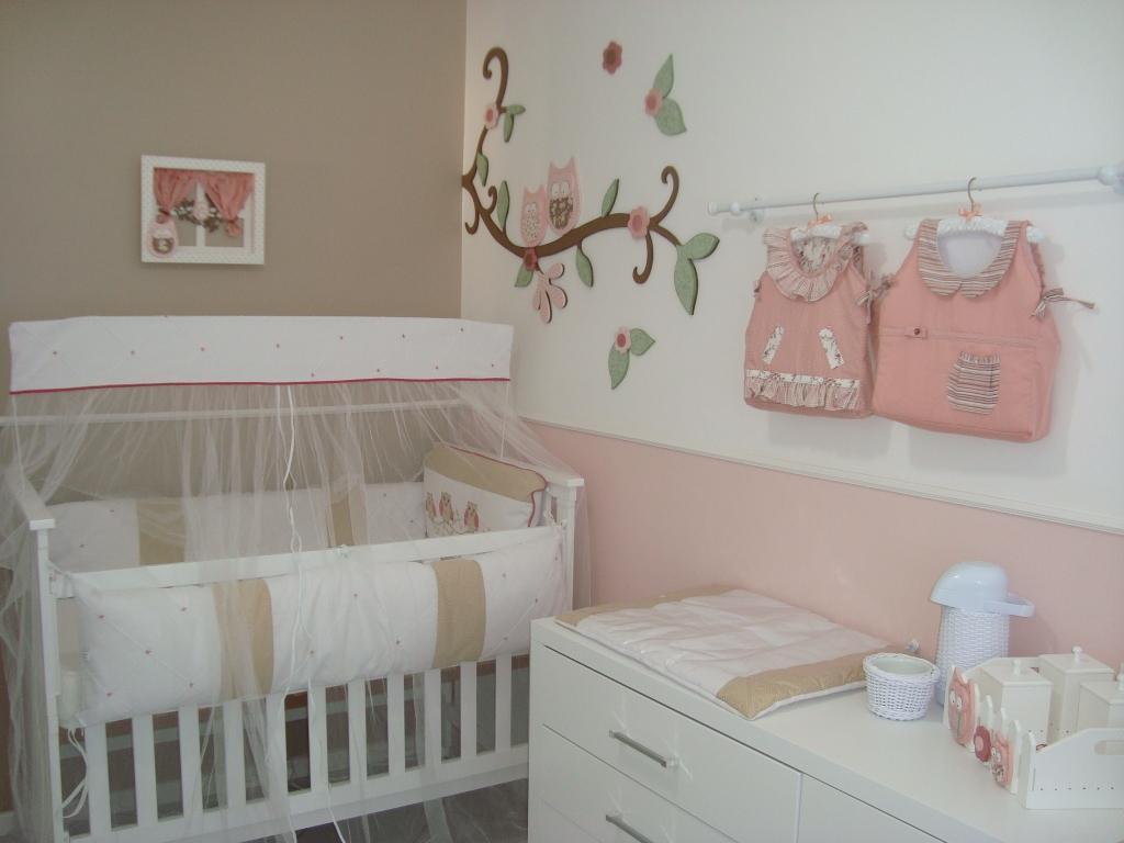 Quarto Gabriela Tema Coruja Arte Vivi Decor Baby Elo7