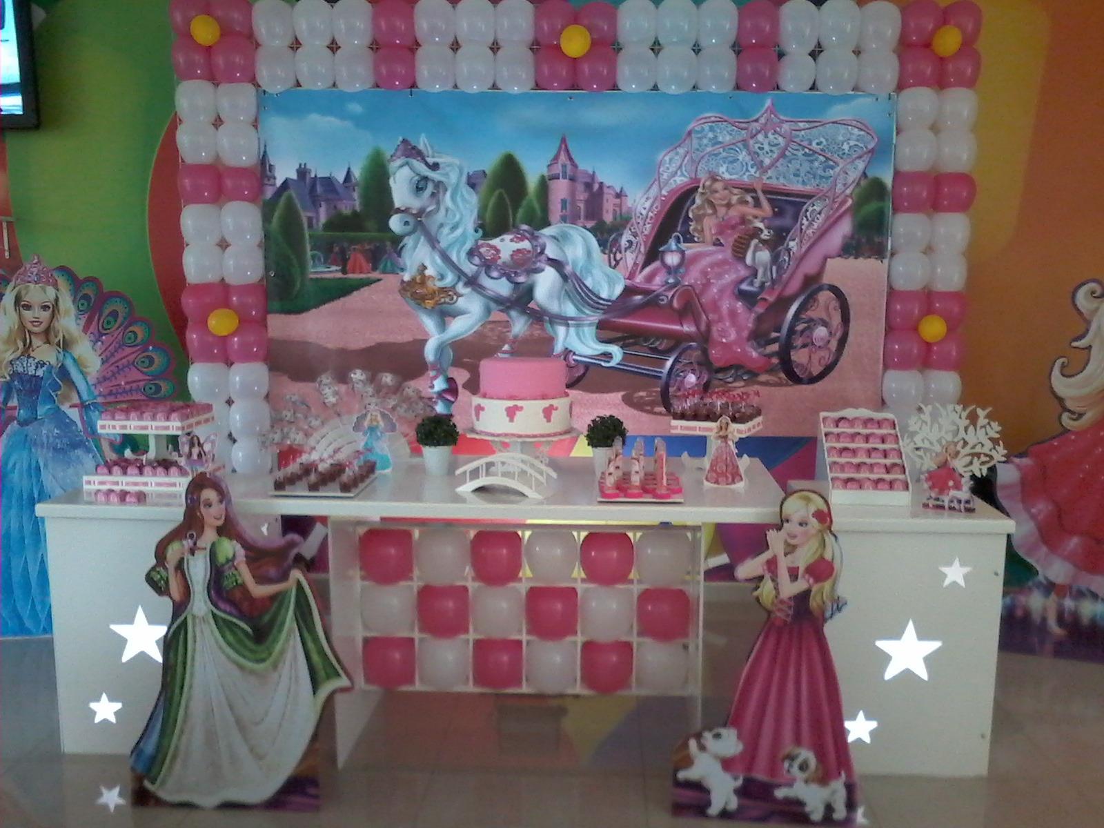 Decora??o Clean Barbie Clean decora??o Elo7