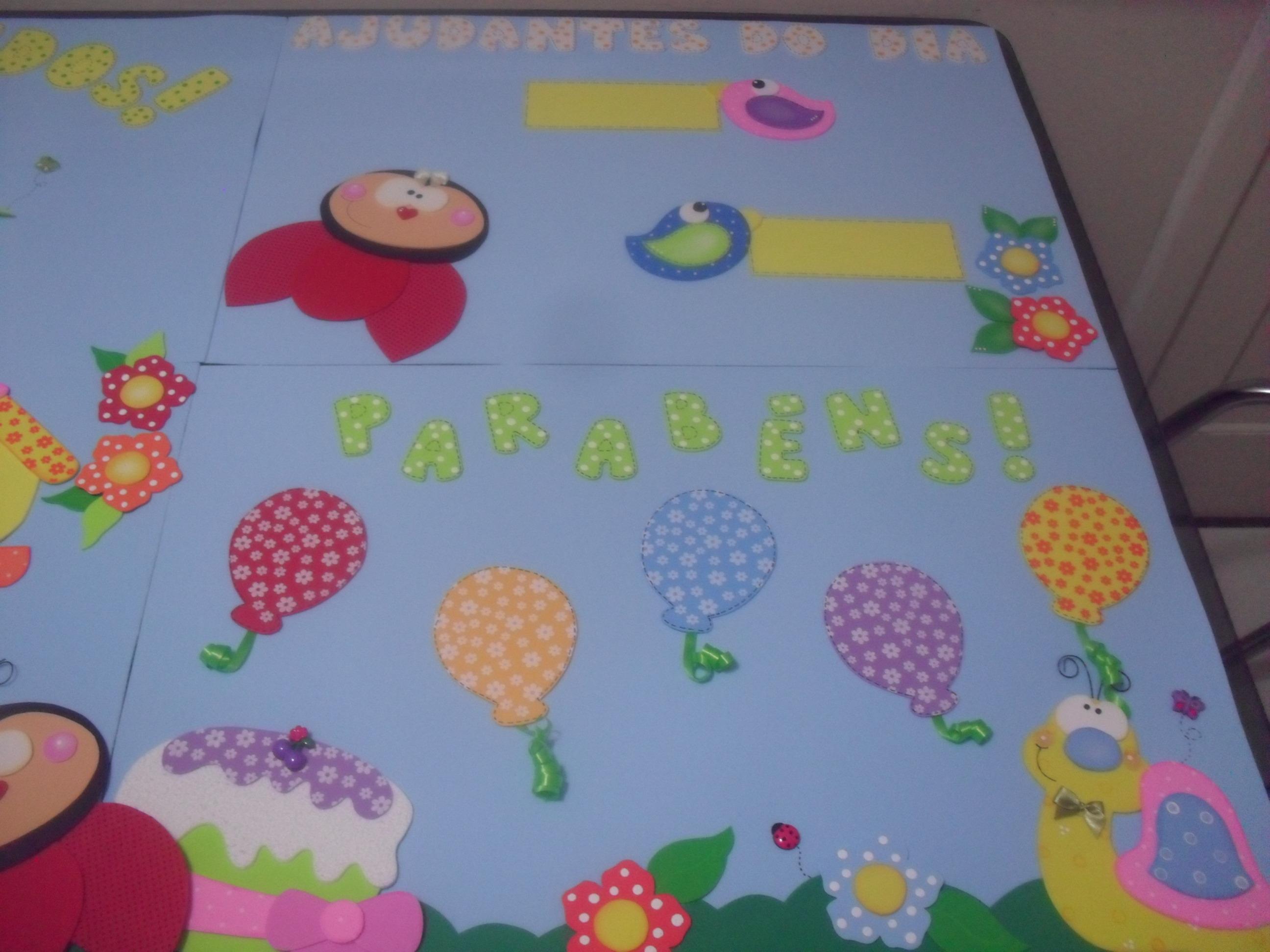 decoracao sala de aula jardim encantado:de sala de aula Jardim Kit Decoração de sala de aula Jardim Kit
