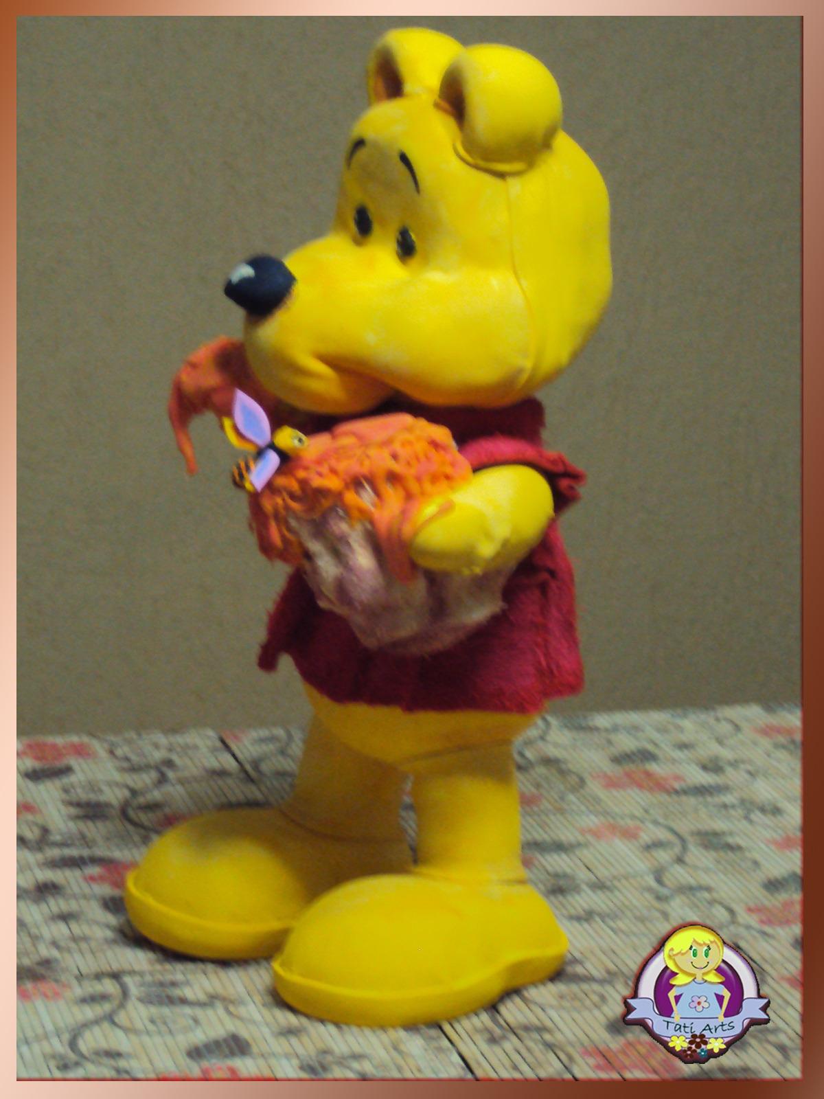Boneco De Eva Ursinho Pooh Boneco De Eva Ursinho Pooh Boneco De Eva