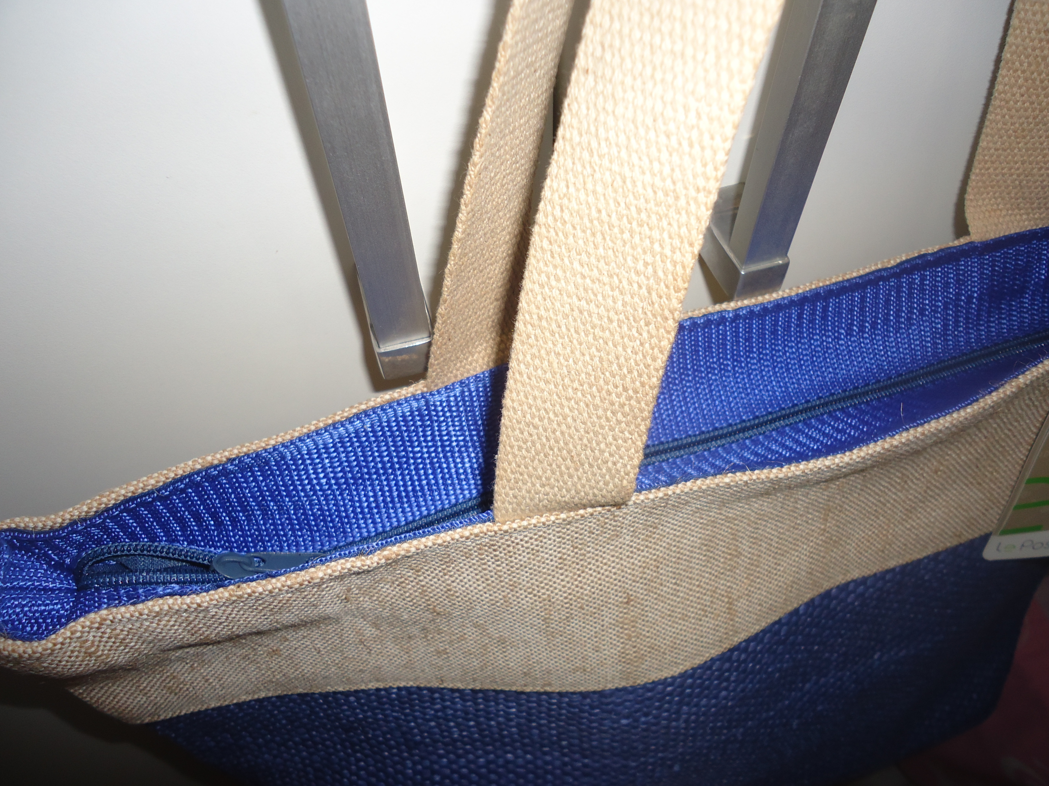 Bolsa De Mão Azul Royal : Bolsa de palha le postiche azul royal elo