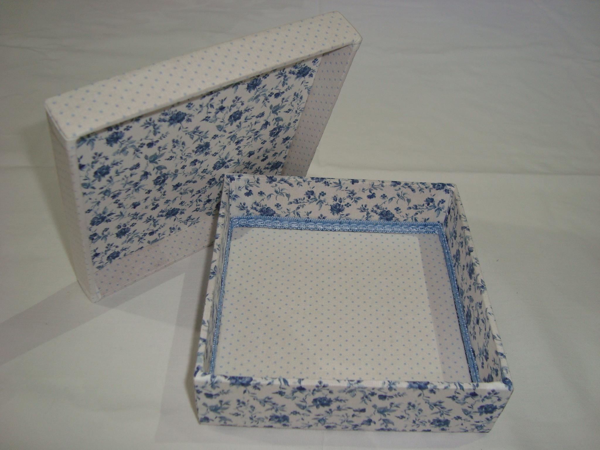 caixa de madeira revestida de tecido caixa de madeira revestida de  #434C5C 2048x1536