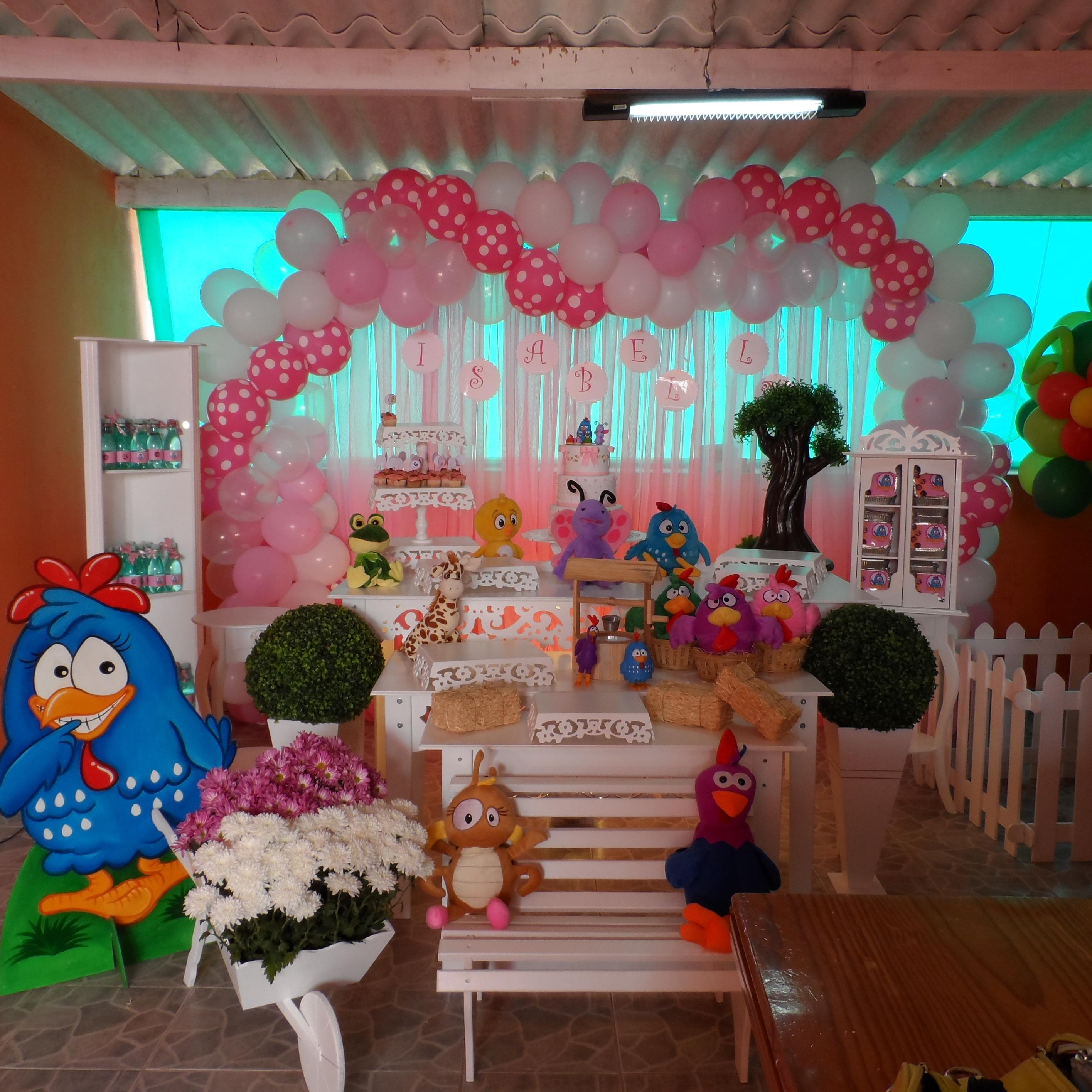 decoracao festa galinha pintadinha rosa:galinha pintadinha rosa galinha pintadinha rosa galinha pintadinha