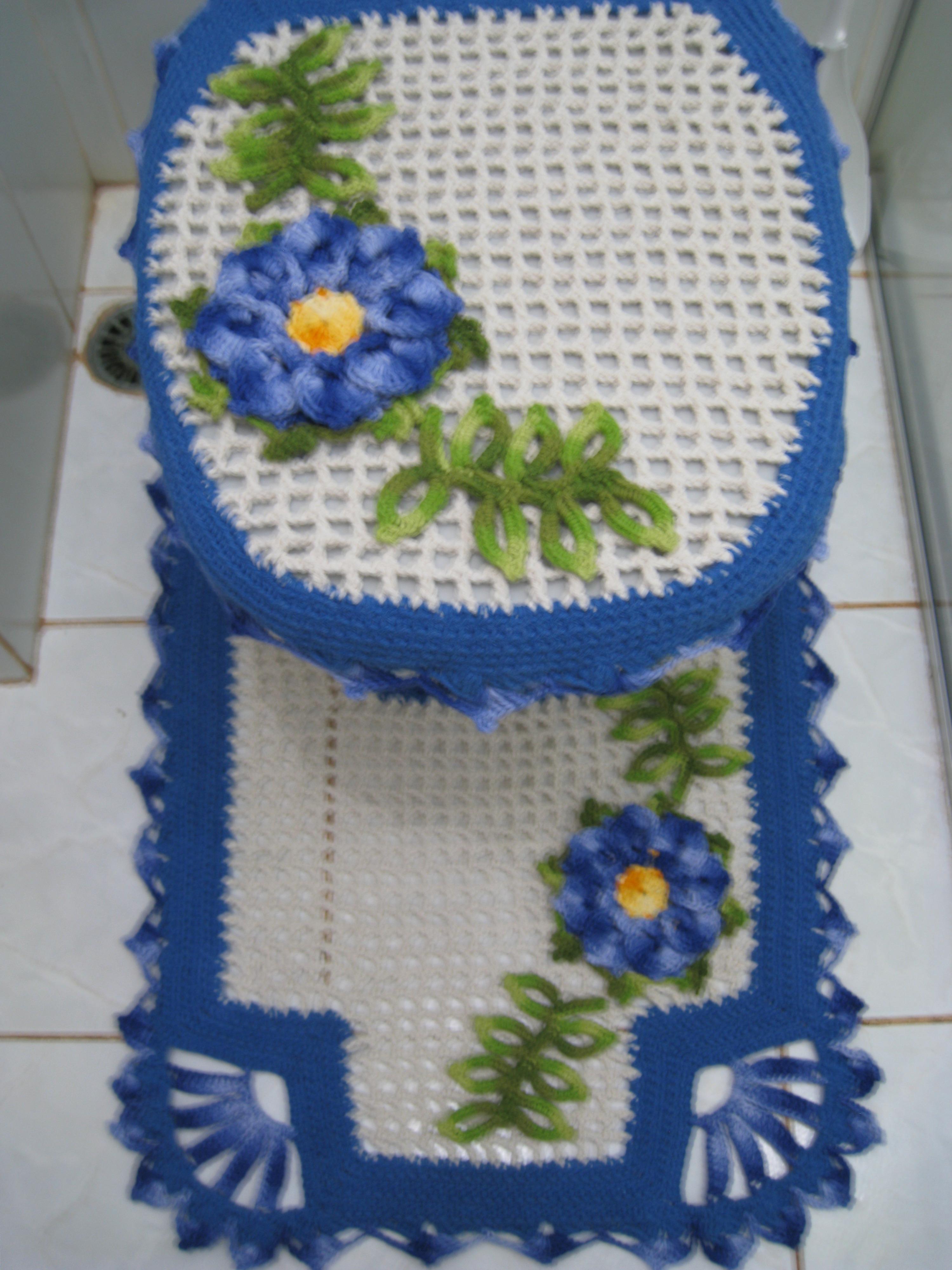 jogo de banheiro jardim encantado jogo de banheiro jardim encantado #233F73 3000x4000 Banheiro De Jardim