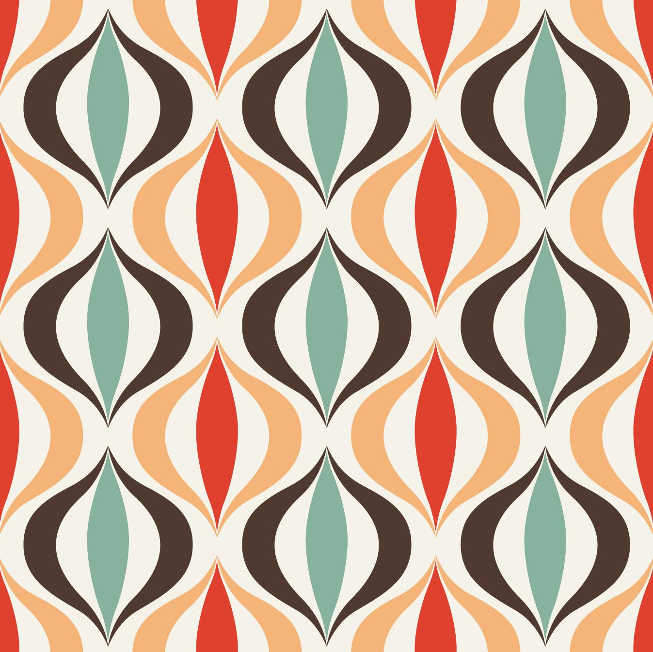 Azulejos : AZ023 1 Arabesco Design Elo7 #BC630F 1347x1345 Azulejo Banheiro Tamanho