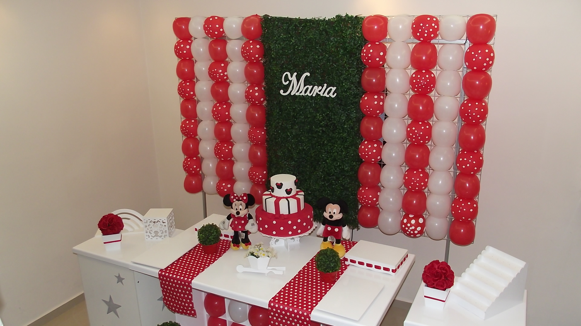 minnie vermelha decoracao clean minnie vermelha decoracao clean minnie