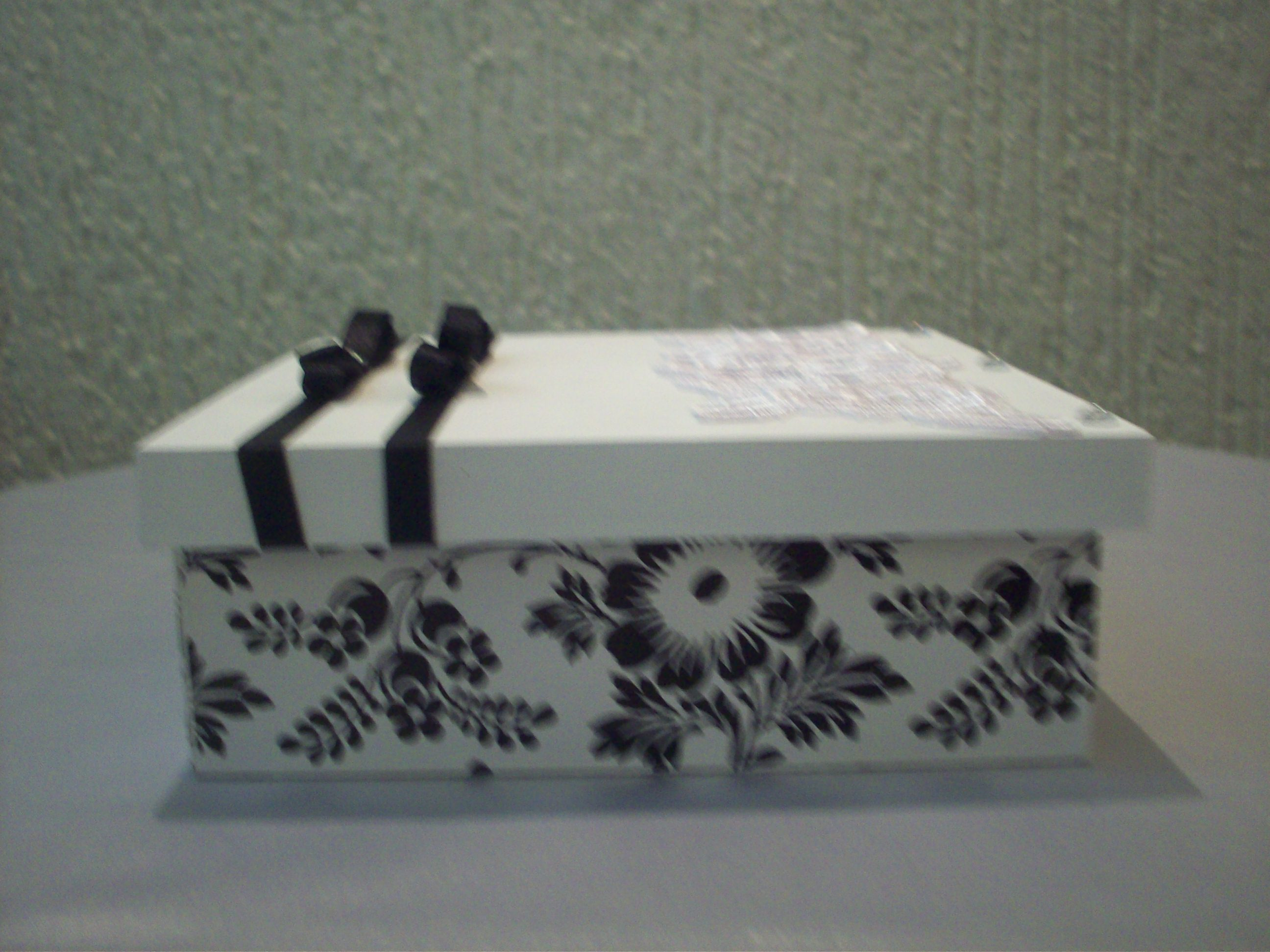 caixa em mdf decorada para padrinhos caixa em mdf decorada para