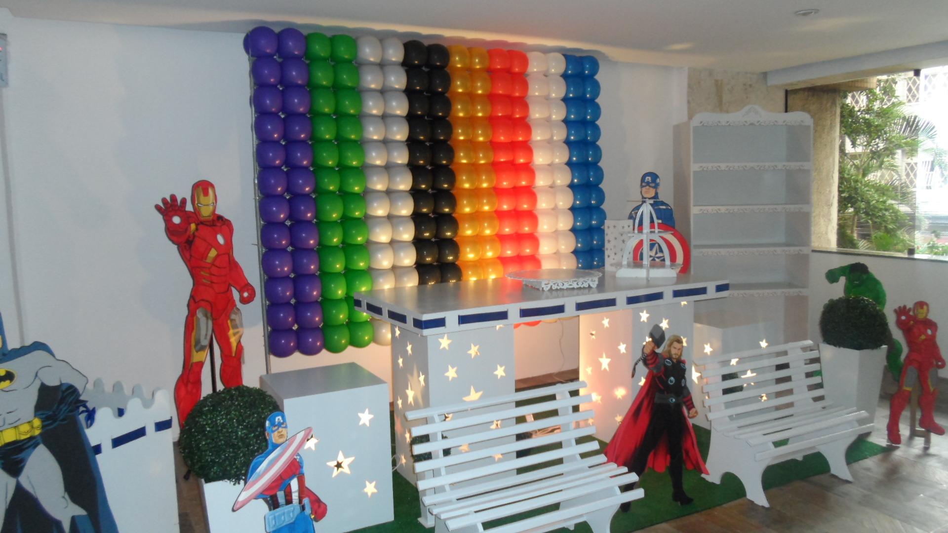 decoracao festa vingadores:os Vingadores Festa decoração provençal os Vingadores Festa