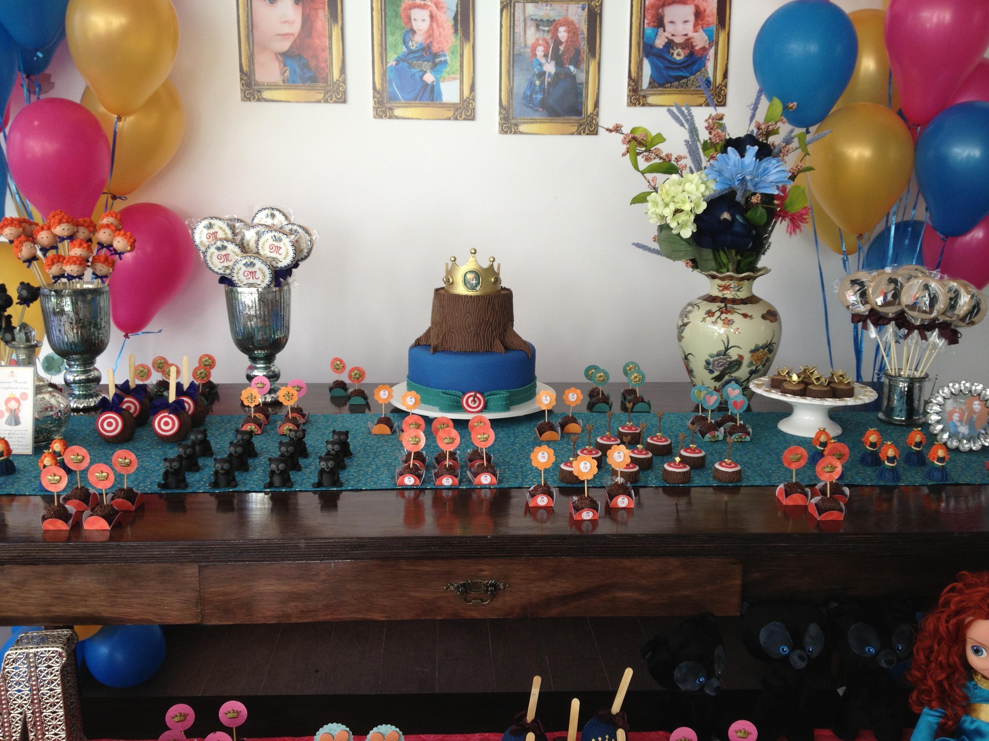 decoracao festa valente:decoracao-de-festa-infantil-valente decoracao-de-festa-infantil