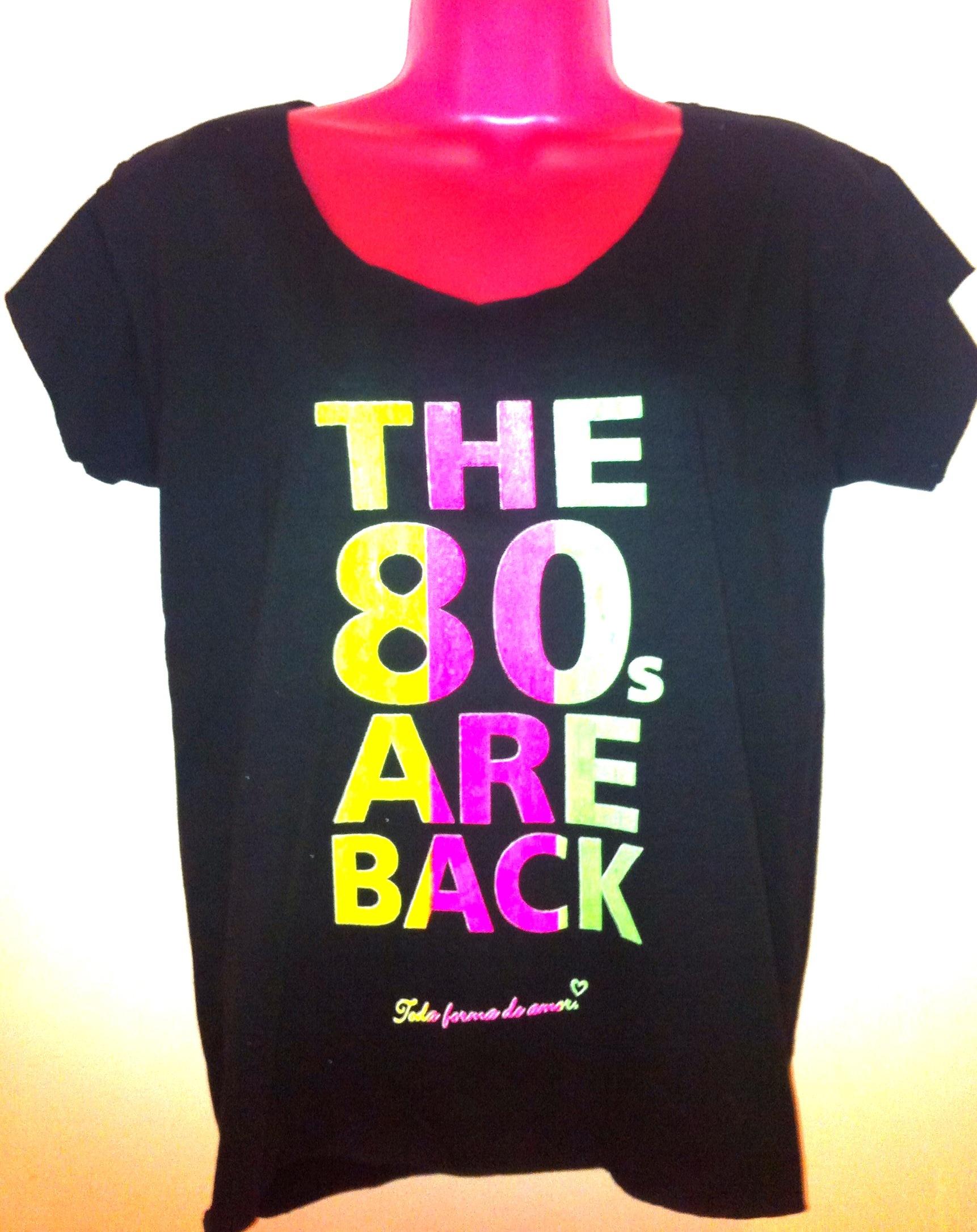 Camiseta Hustler 80 s