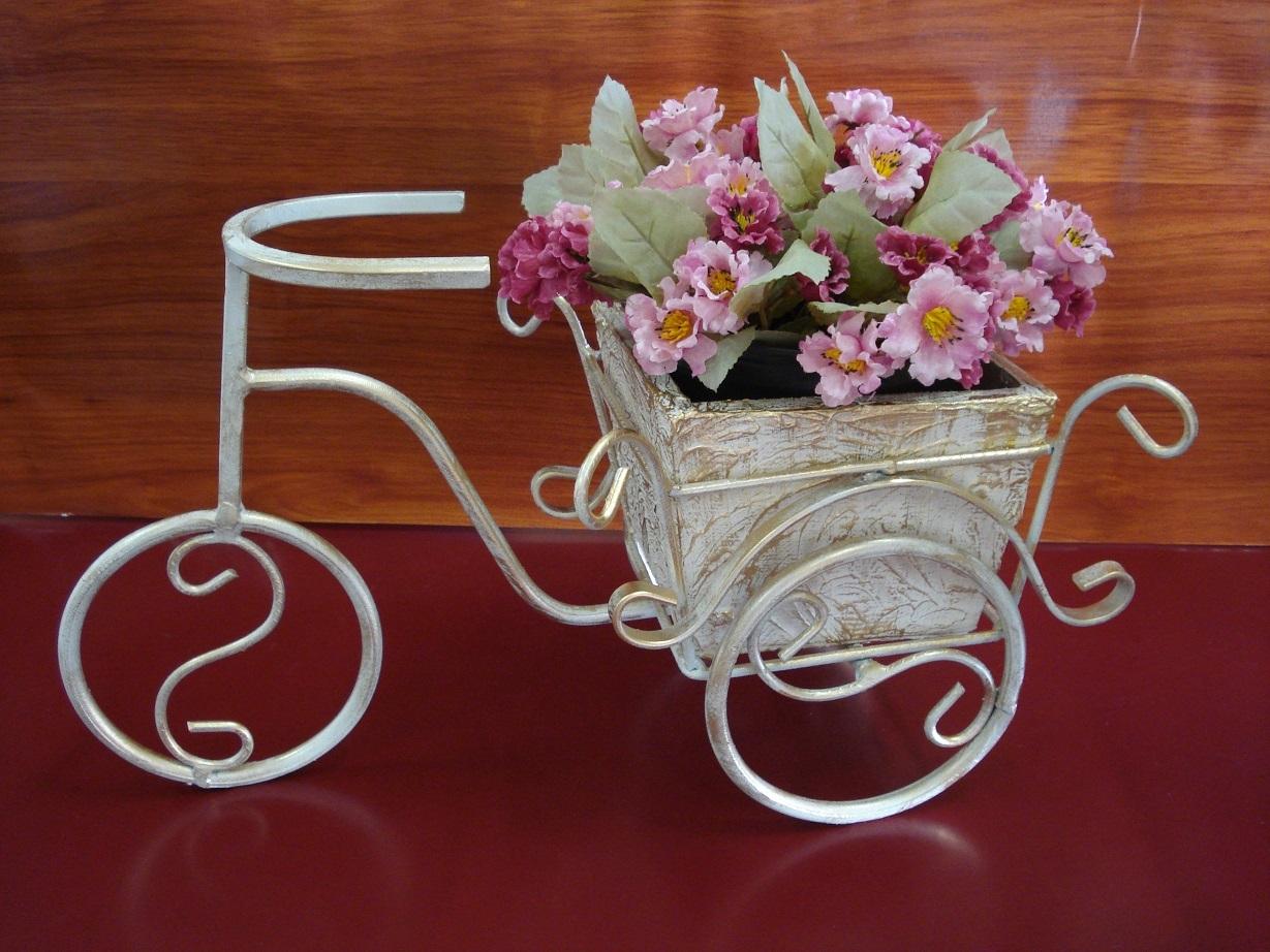enfeite jardim bicicleta:decoracao 1 bicicleta de ferro para decoracao 1 bicicleta de ferro