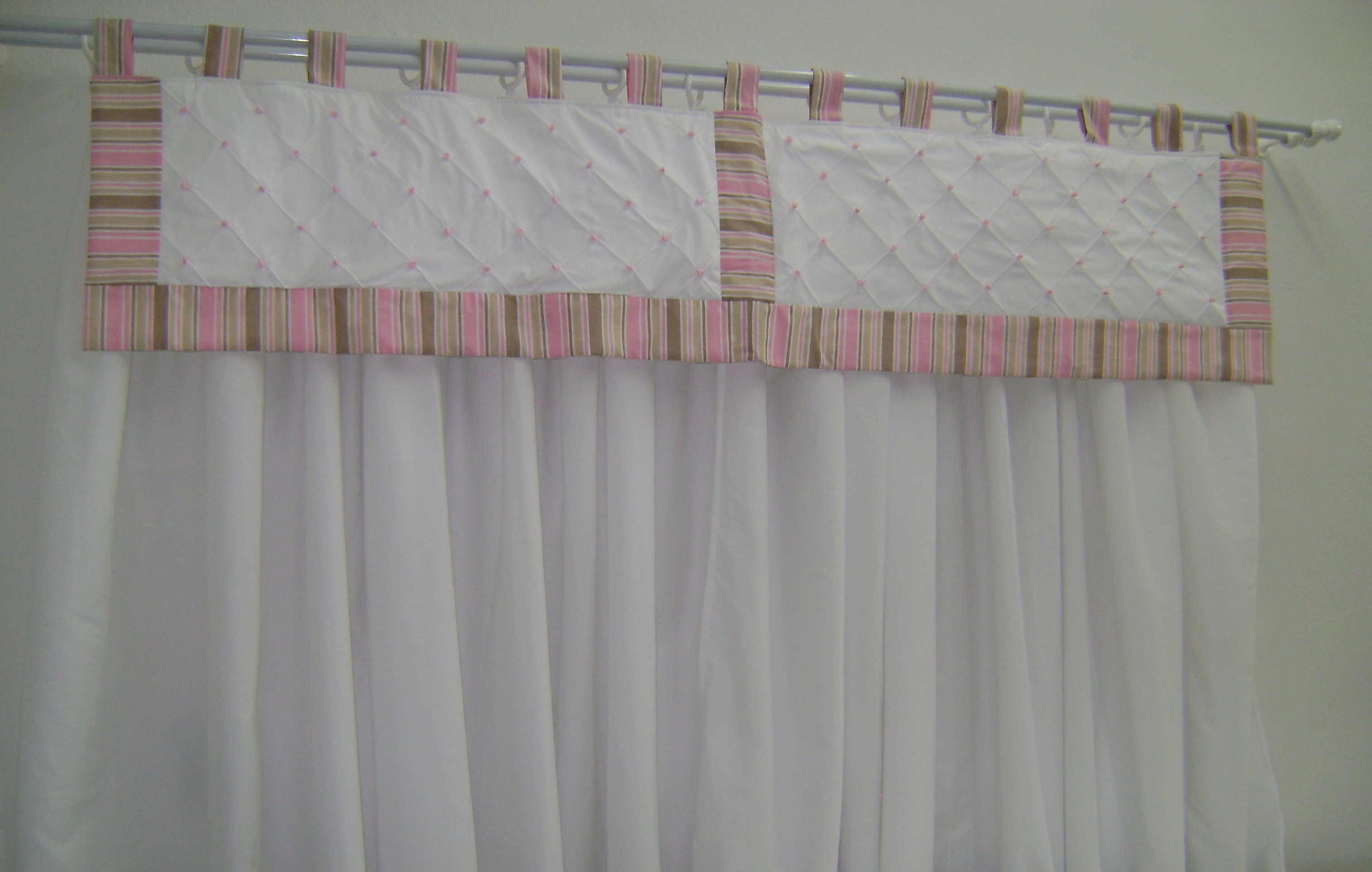 20170405195518 cortina marrom para quarto de bebe - Cortina para bebe ...