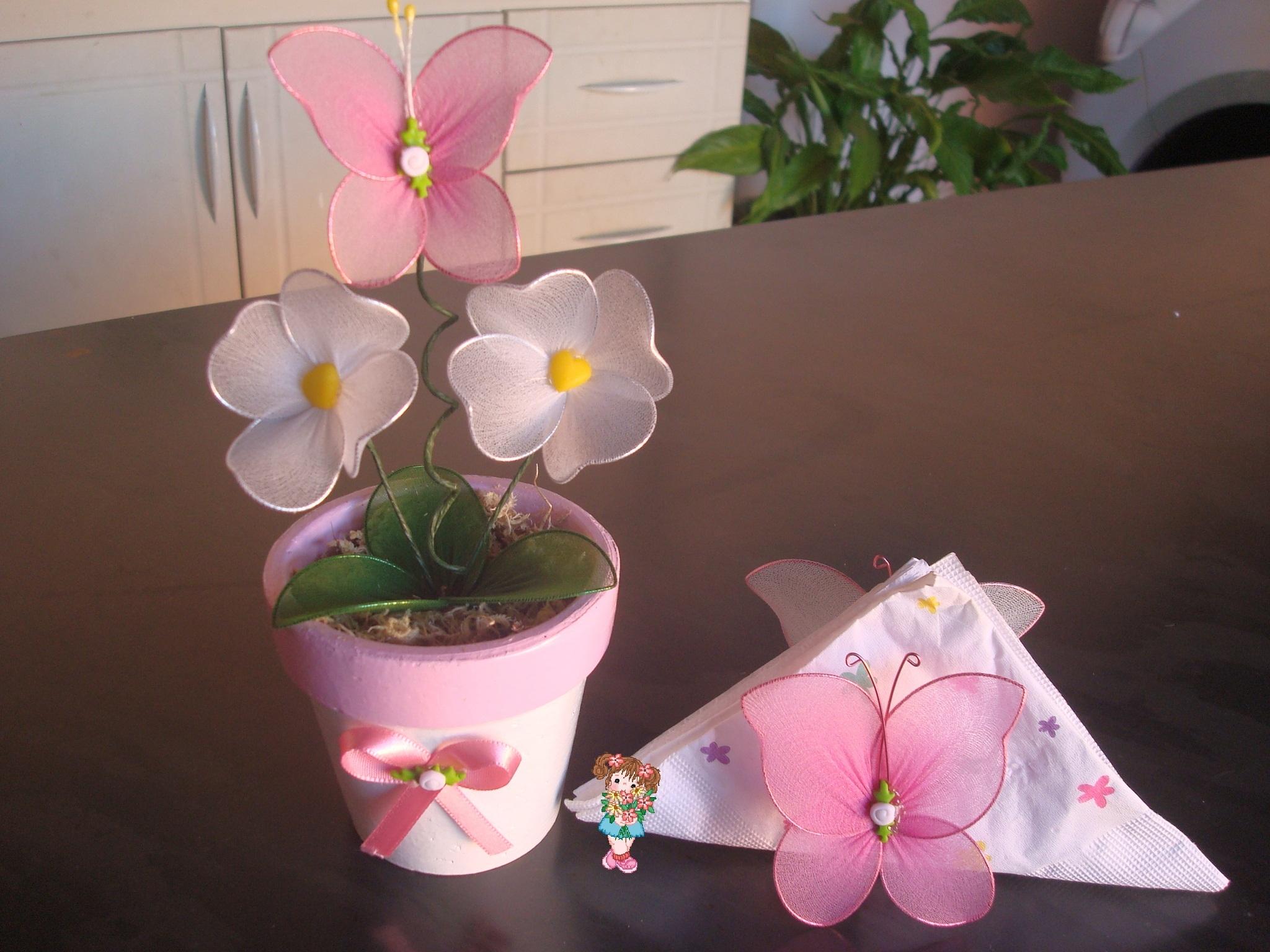 Centro de mesa para festa infantil cris flores - Centro de mesa infantil ...