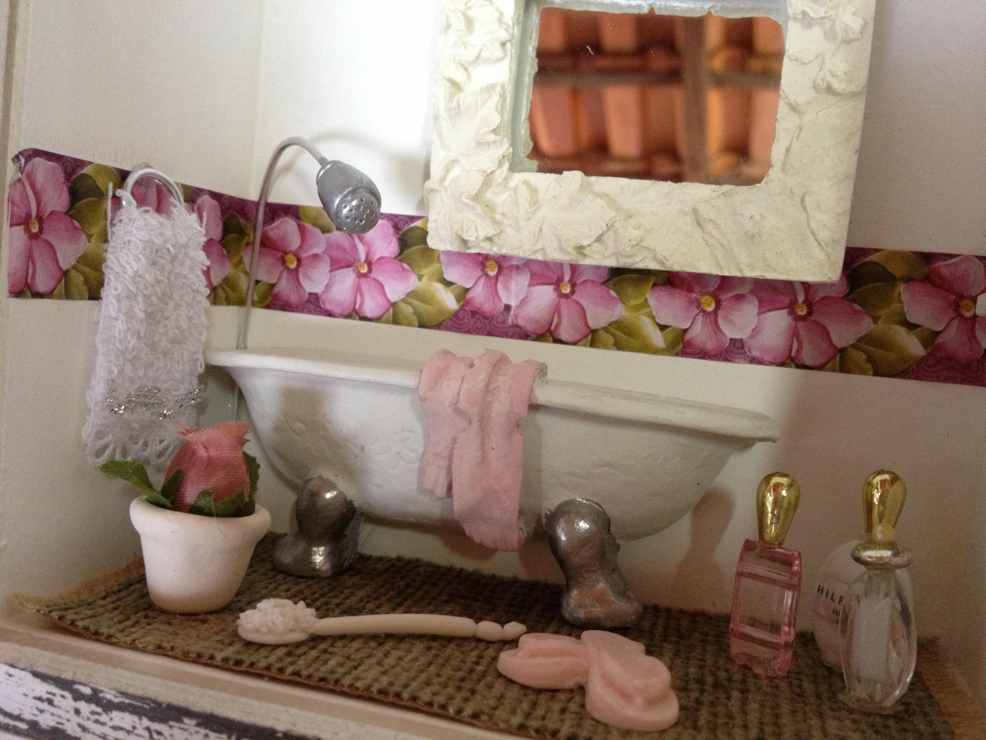 quadro banheiro pequeno resina quadro banheiro pequeno resina #3B2516 3264x2448 Banheira Para Banheiro Pequeno