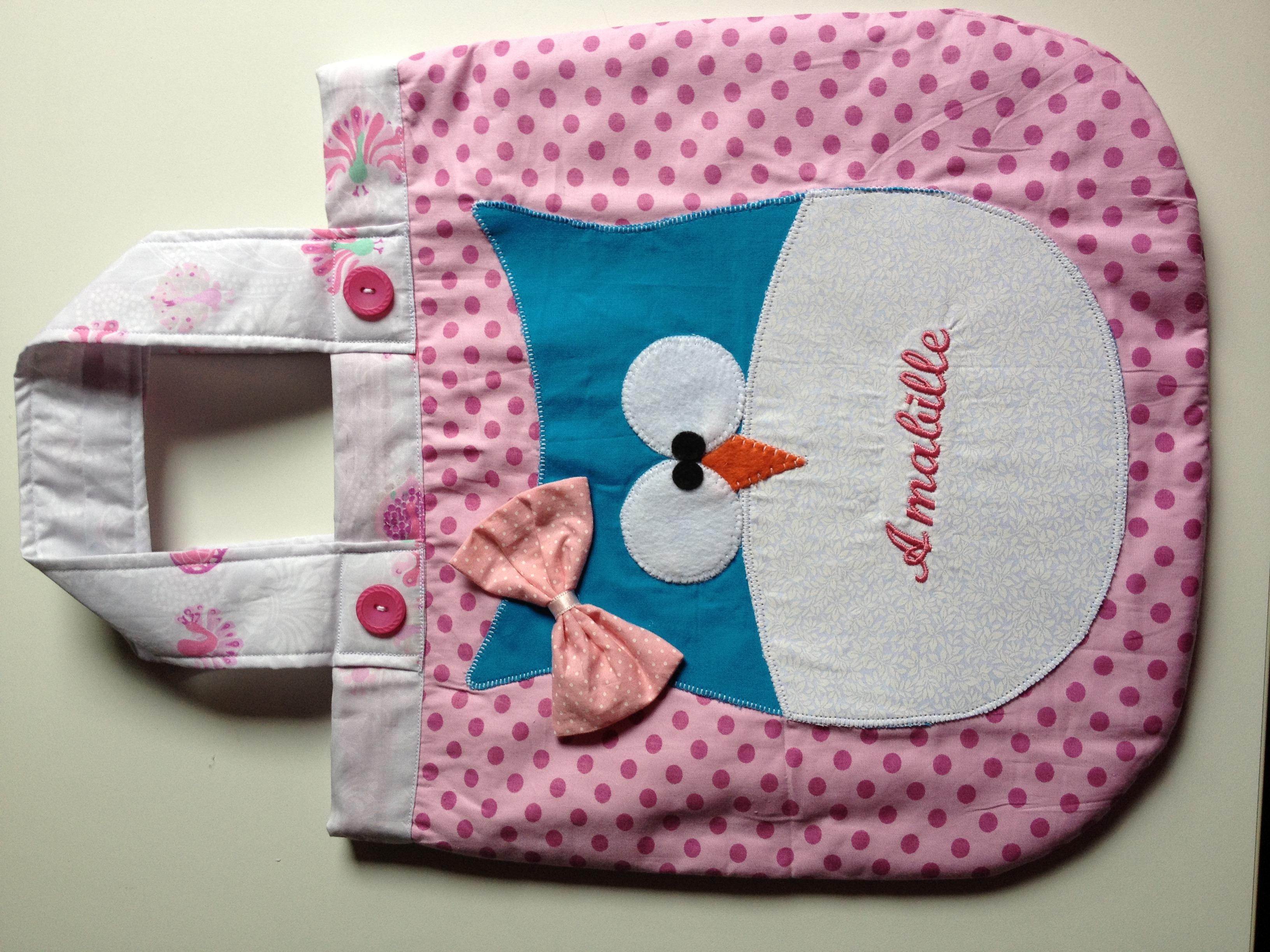 Bolsa personalizadas arte lembrancinhas elo7 - Bolsas de regalo personalizadas ...