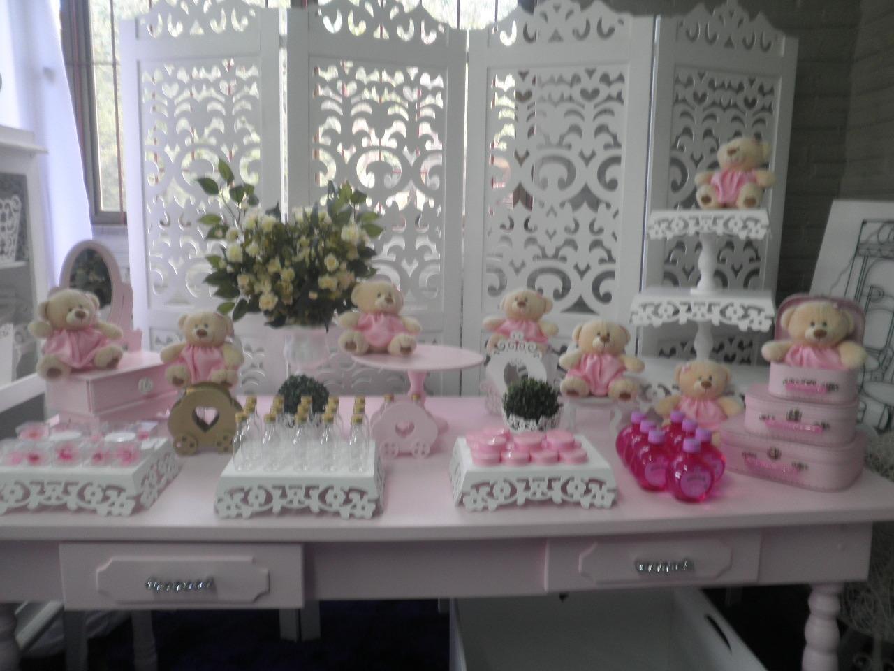 decoracao de interiores em estilo provencal:decoracao-provencal-ursos-rosa-festa-provencal-alugar
