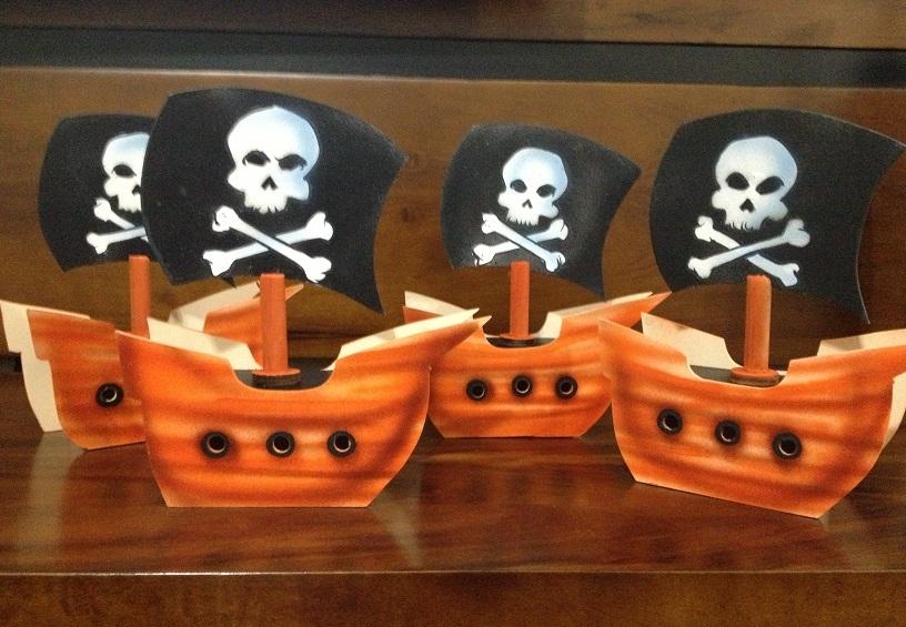 de mesa barco pirata barco pirata em mdf centro de mesa barco barco