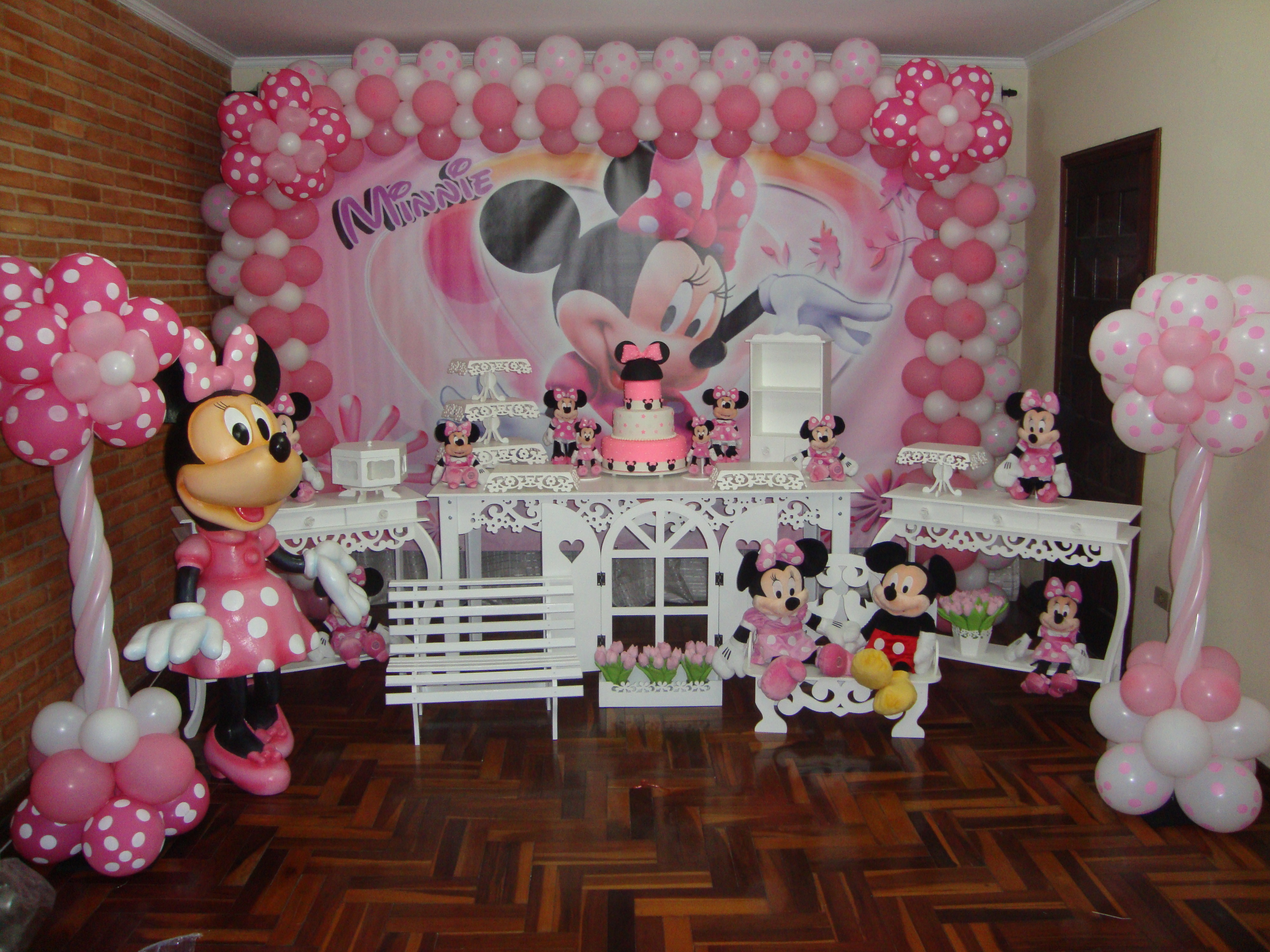 decoracao festa minnie rosa : decoracao festa minnie rosa: minnie rosa clean minnie rosa decoracao minnie rosa minnie rosa