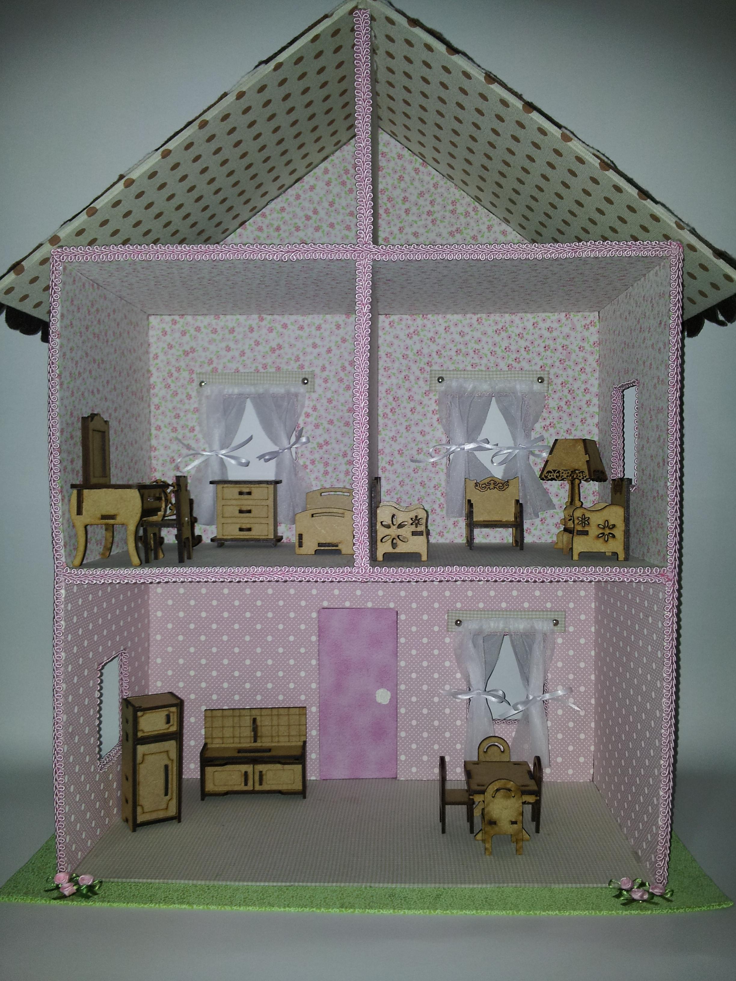 como fazer casinha de boneca para criancas caixas de leite tetra Book  #5B4F35 2448x3264
