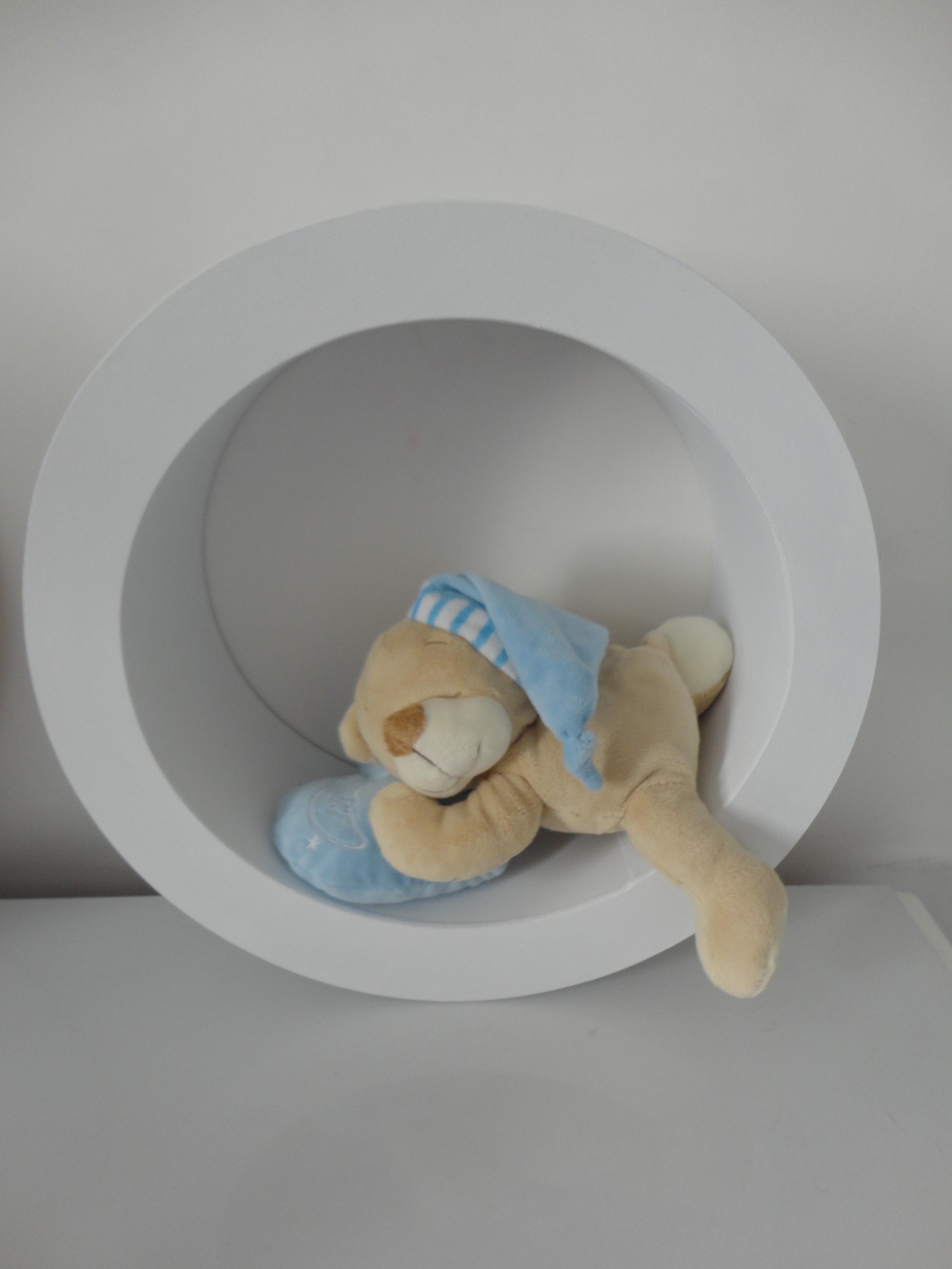 Quarto Para Bebe Urso Soninho Rosa ~ nicho redondo soninho urso dorminhoco nicho redondo soninho nicho com